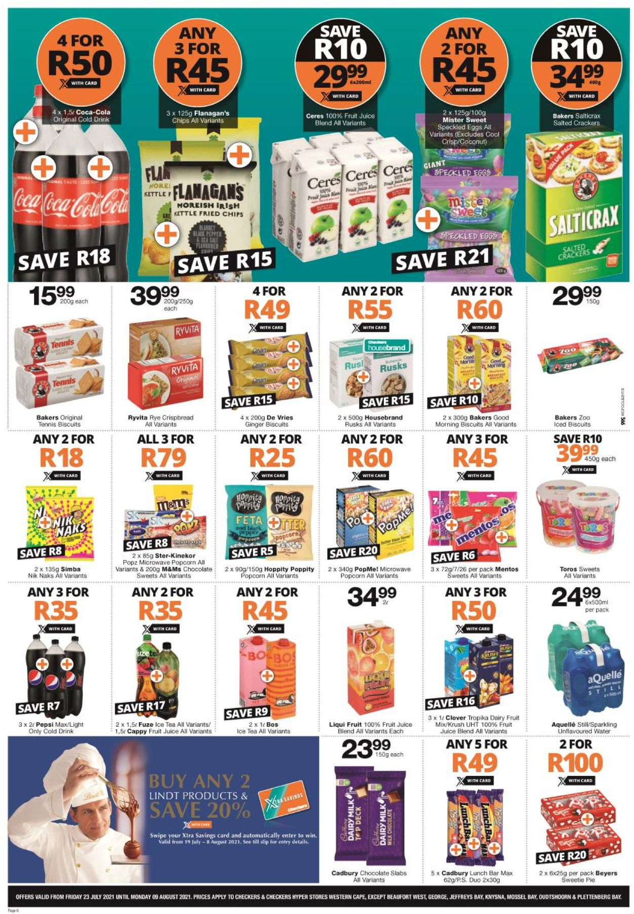 Checkers Catalogue - 2021/07/23-2021/08/09 (Page 6)