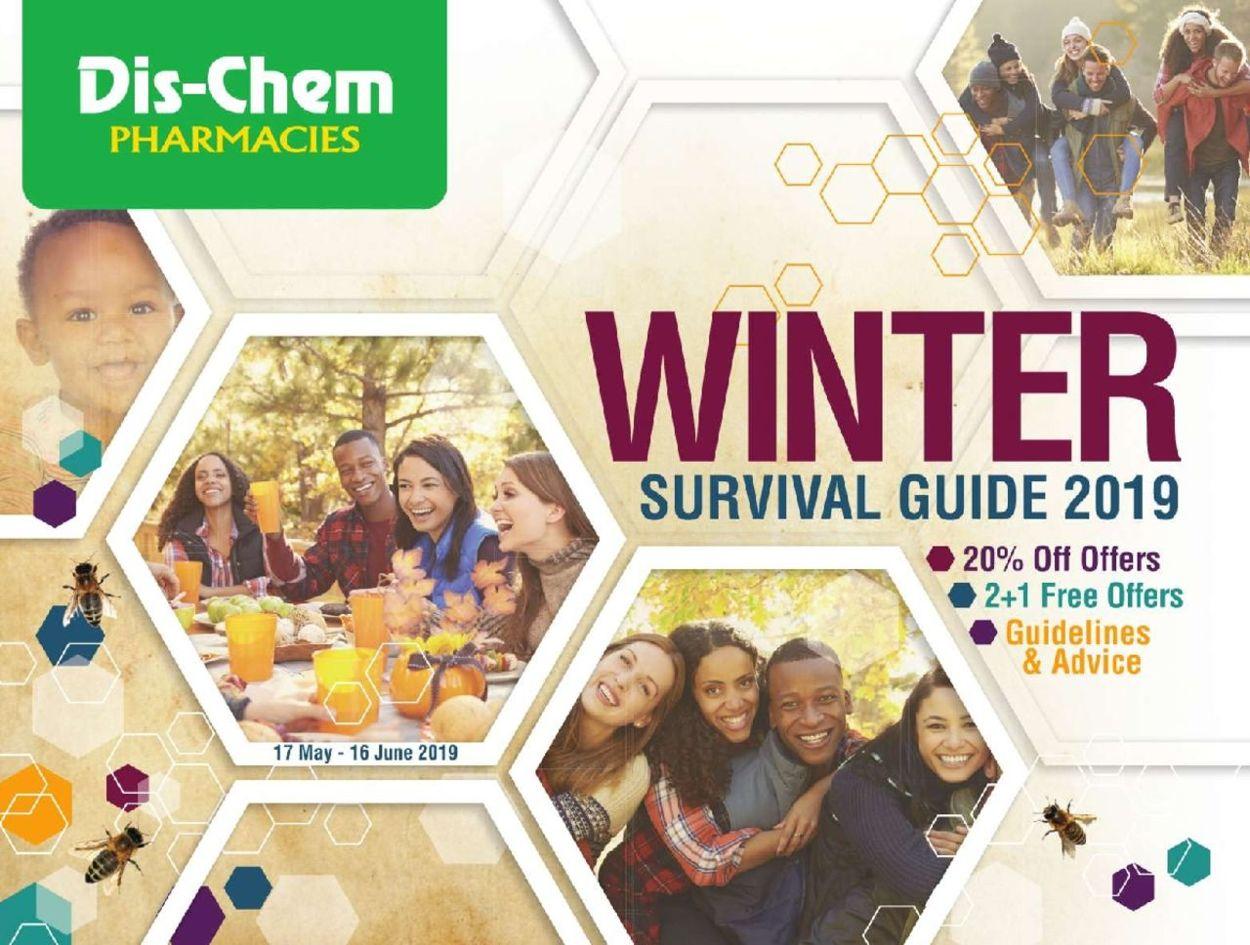 Dis-Chem Catalogue - 2019/05/17-2019/06/16