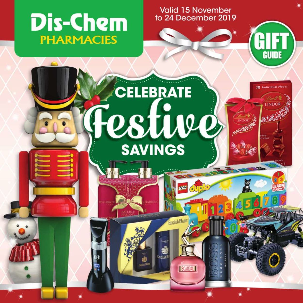 Dis-Chem Christmas Catalogue 2019 Catalogue - 2019/11/15-2019/12/24