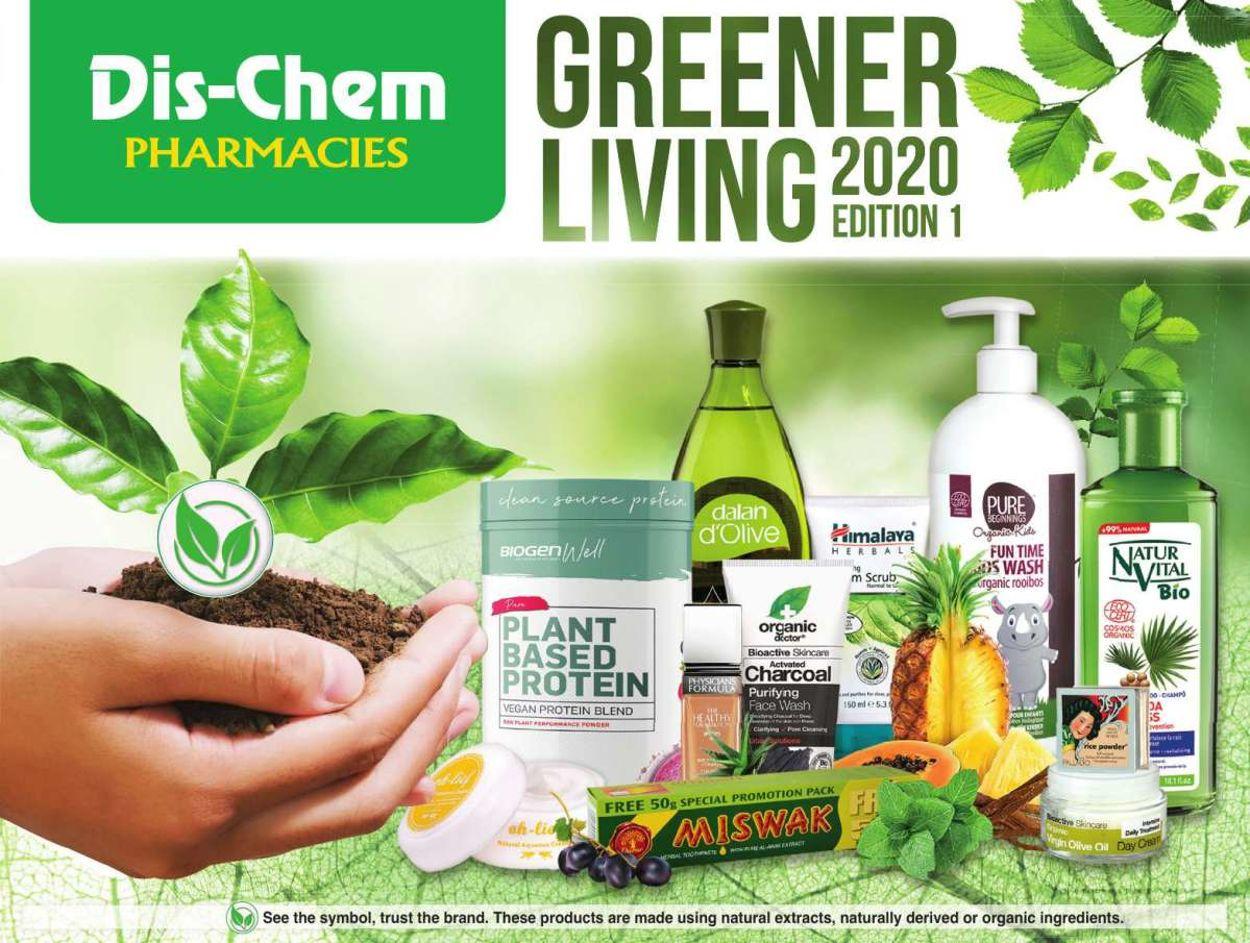Dis-Chem Catalogue - 2020/07/27-2020/08/23