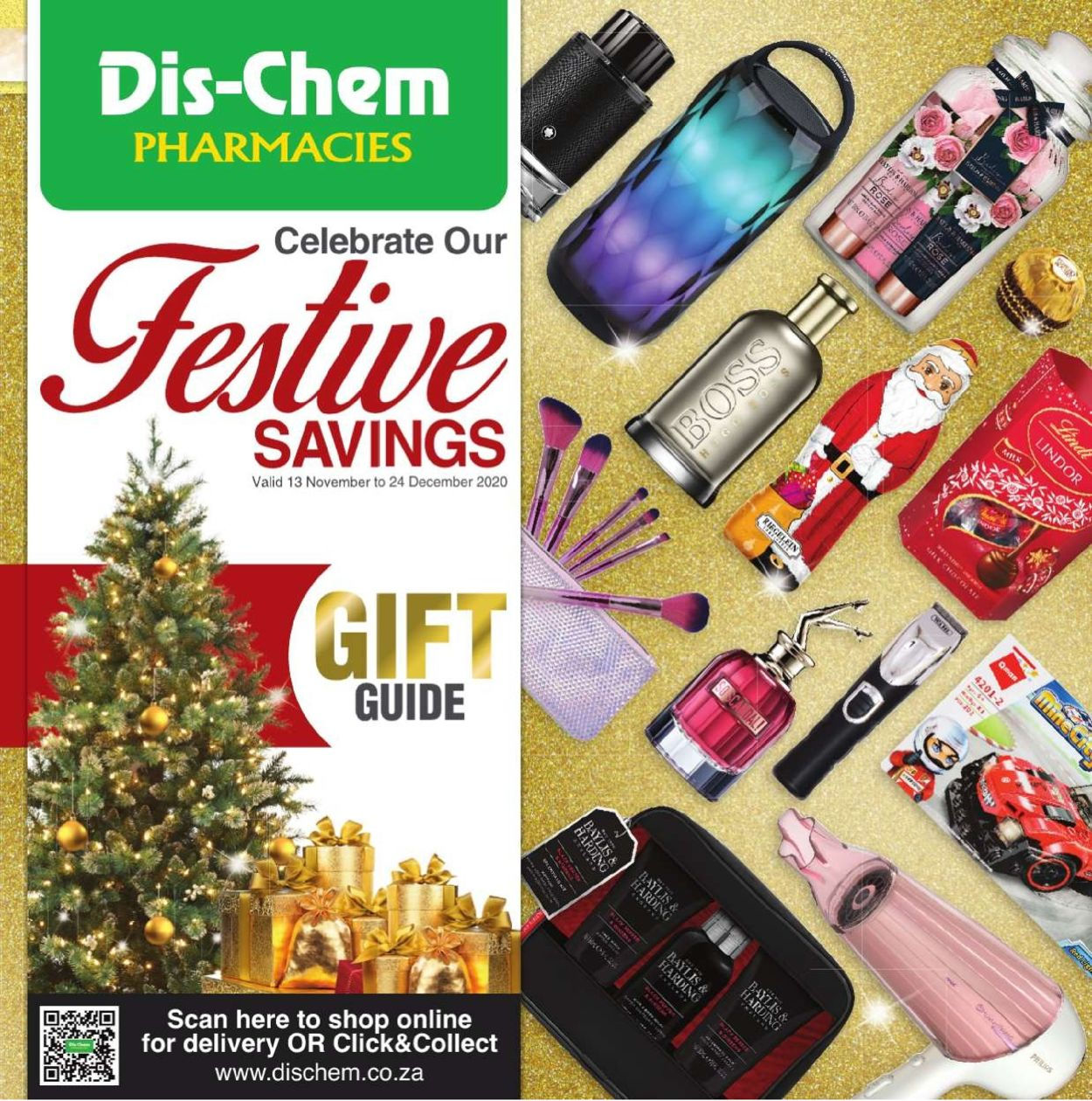 Dis-Chem Holidays 2020 Catalogue - 2020/11/13-2020/12/24