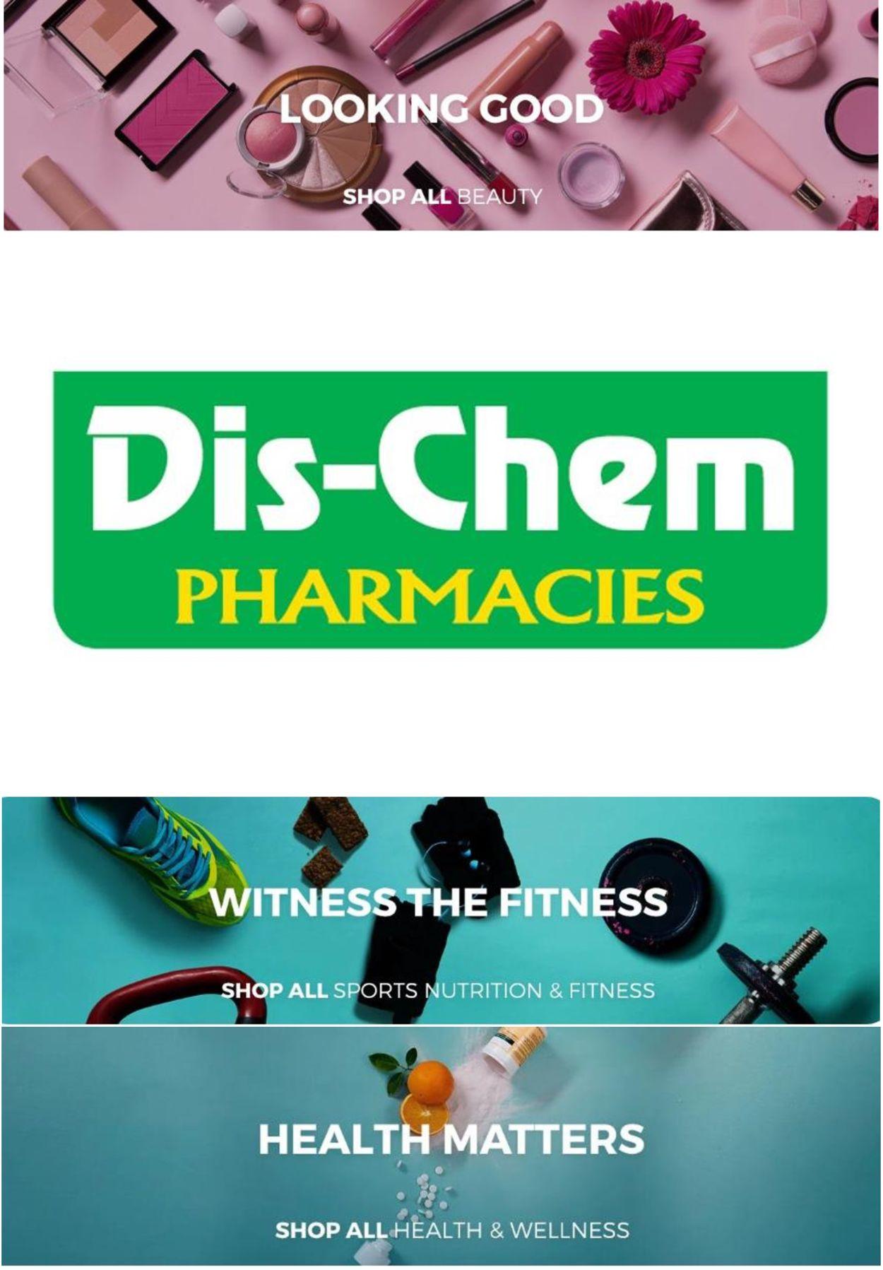 Dis-Chem Catalogue - 2021/03/16-2021/03/22