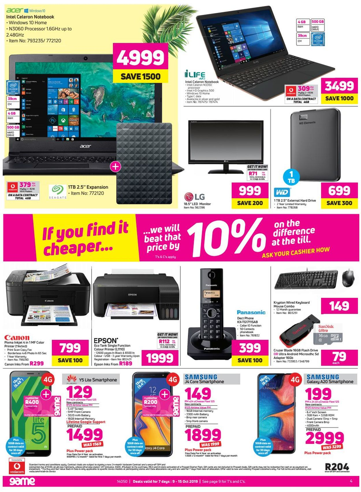 Game Catalogue - 2019/10/09-2019/10/15 (Page 4)