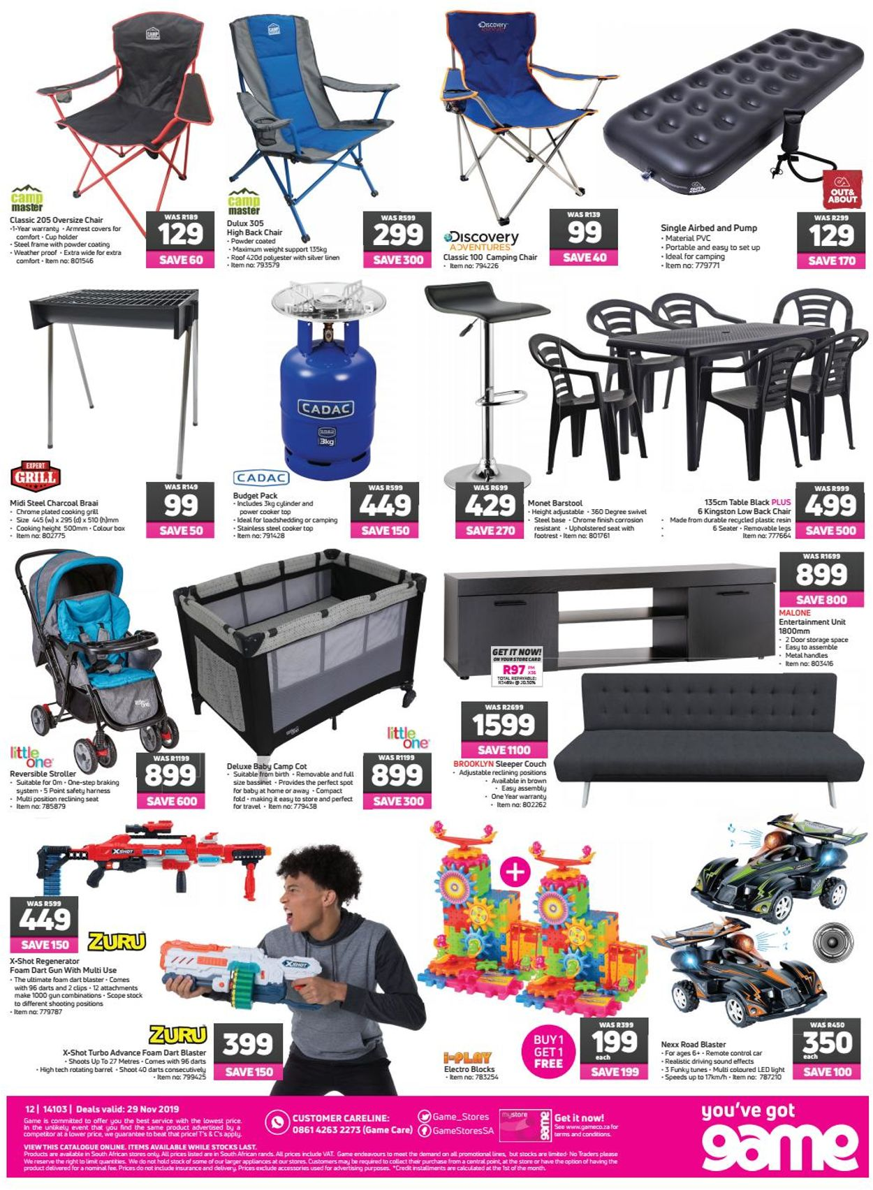 Game Black Friday 2019 Catalogue - 2019/11/29-2019/11/29 (Page 12)