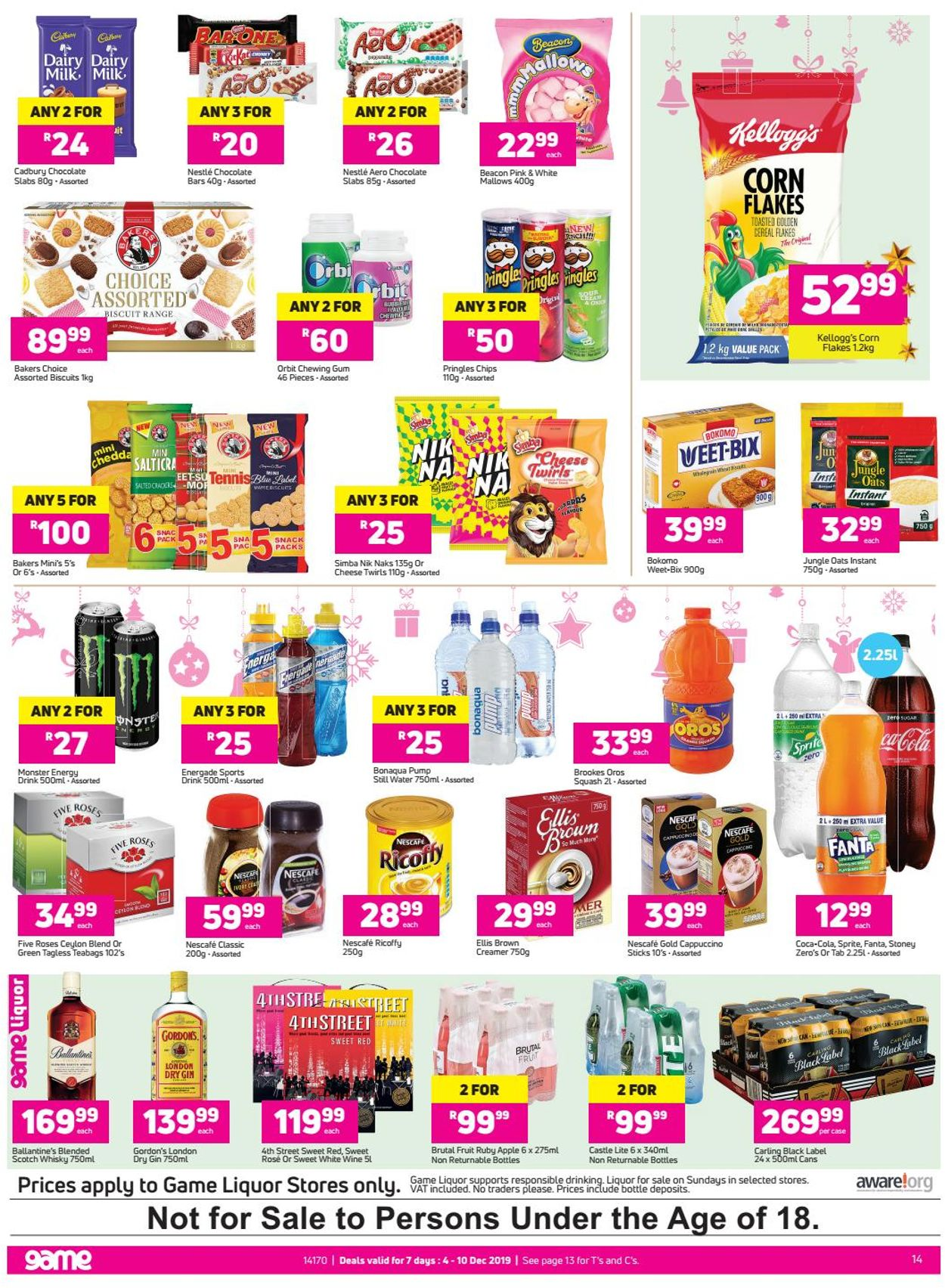 Game Catalogue - 2019/12/04-2019/12/10 (Page 3)