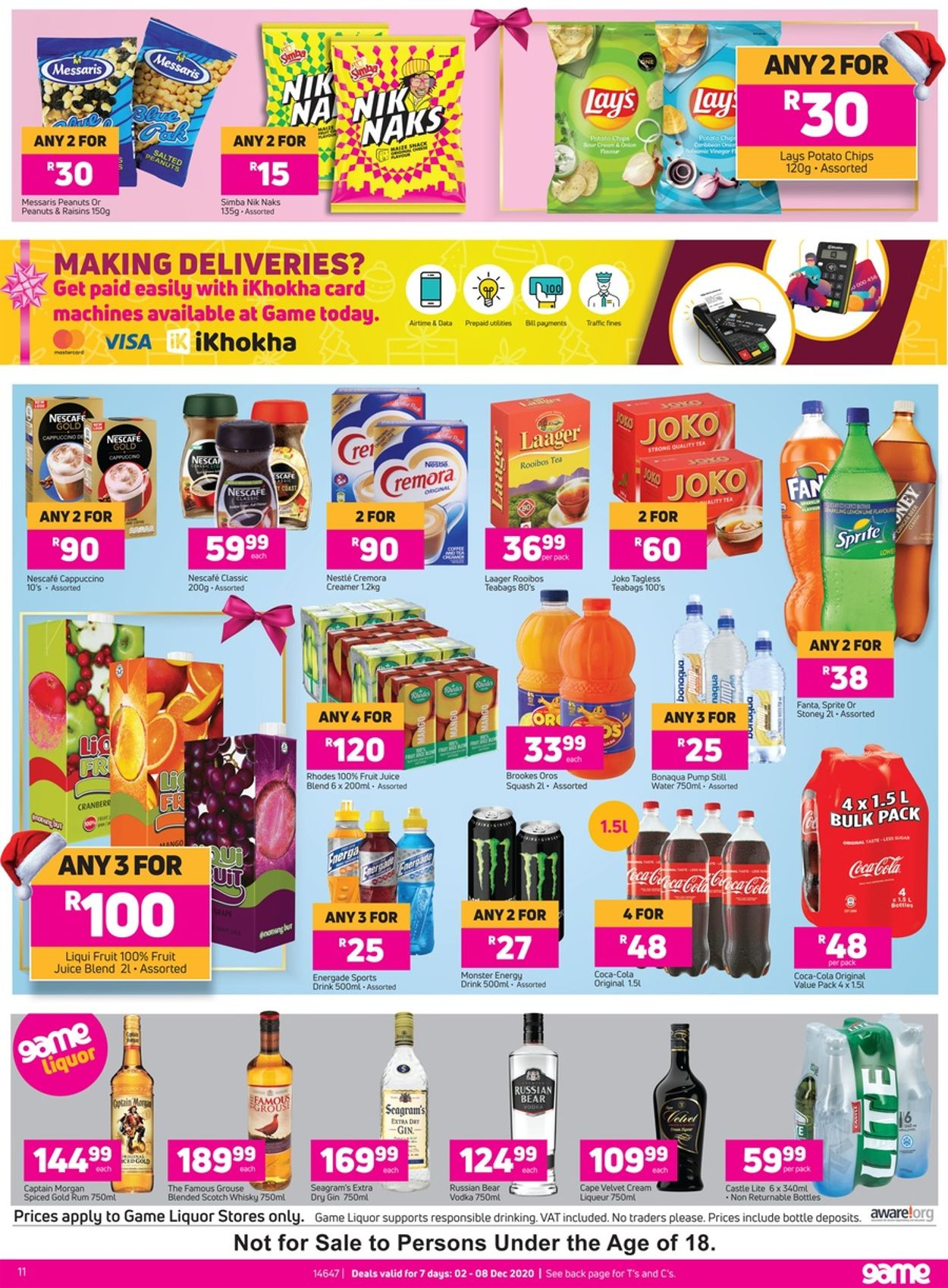 Game Catalogue - 2020/12/02-2020/12/08 (Page 3)