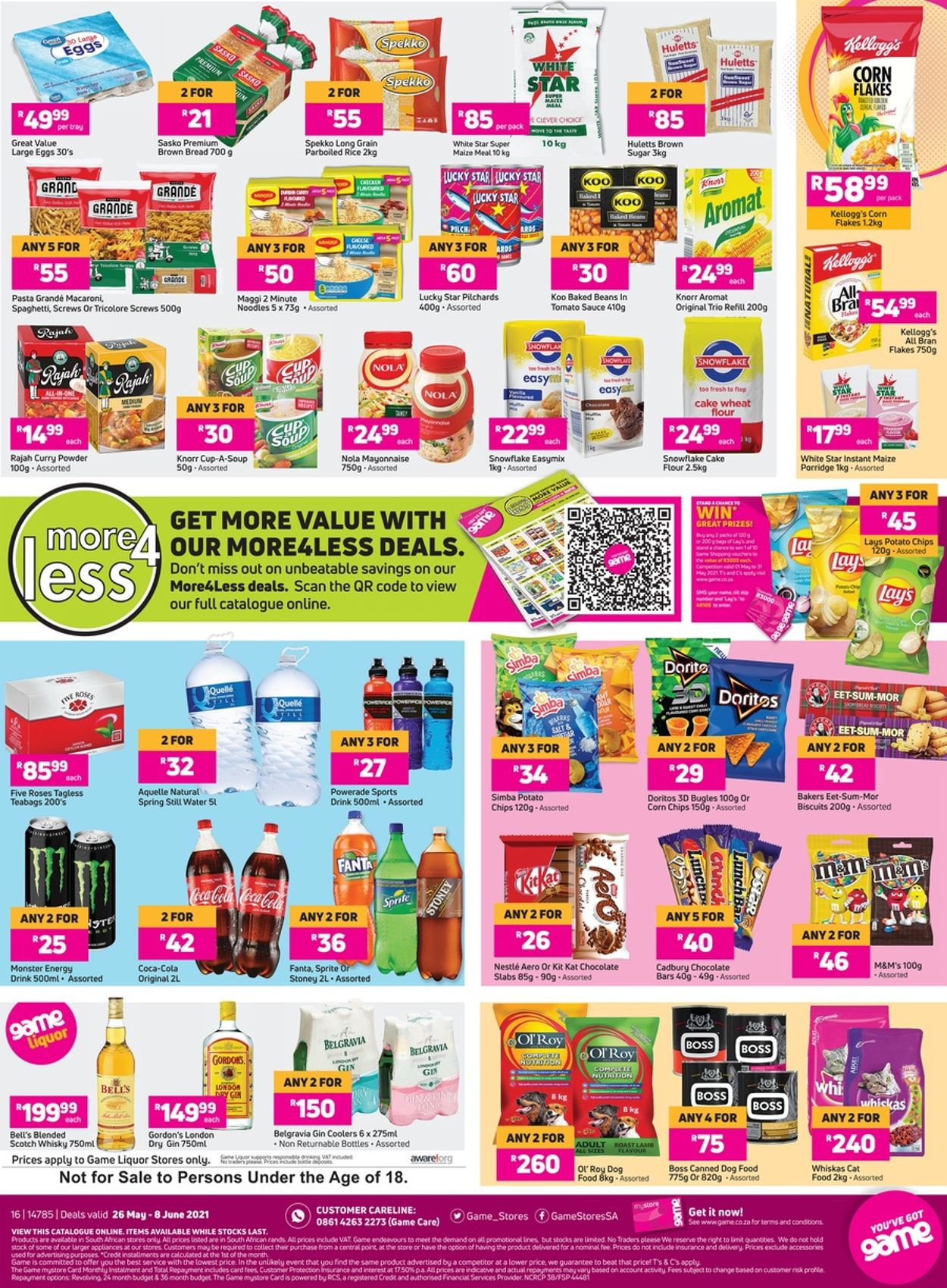 Game Catalogue - 2021/05/26-2021/06/08 (Page 16)