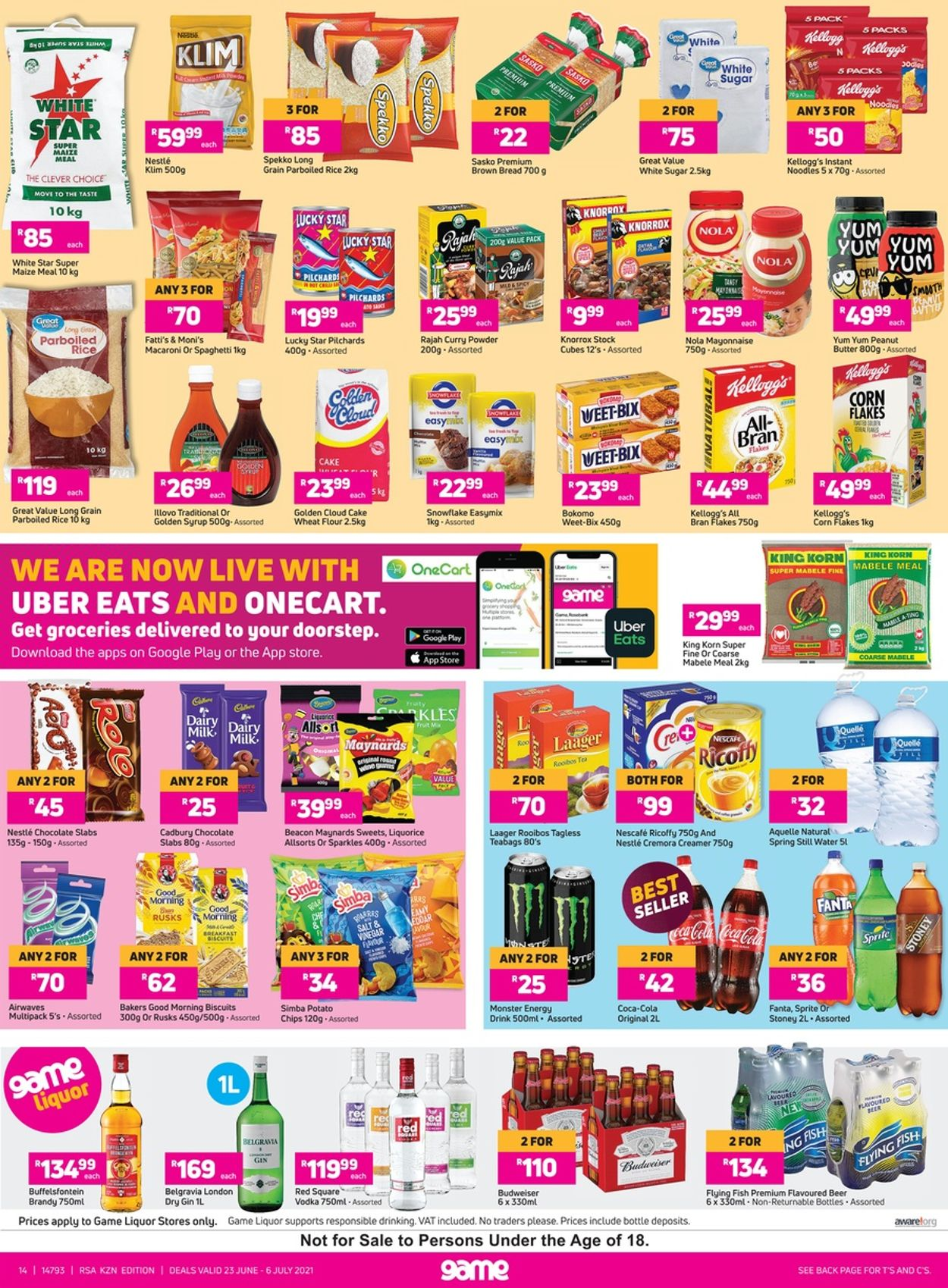 Game Catalogue - 2021/06/23-2021/07/06 (Page 2)