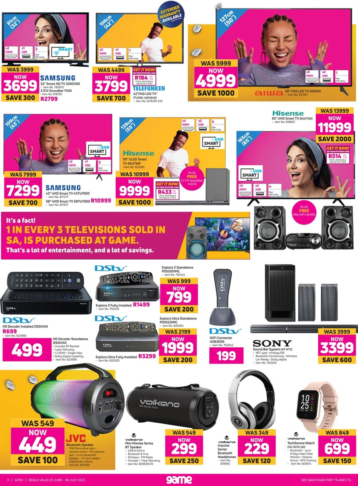 Game Catalogue - 2021/06/23-2021/07/06 (Page 3)