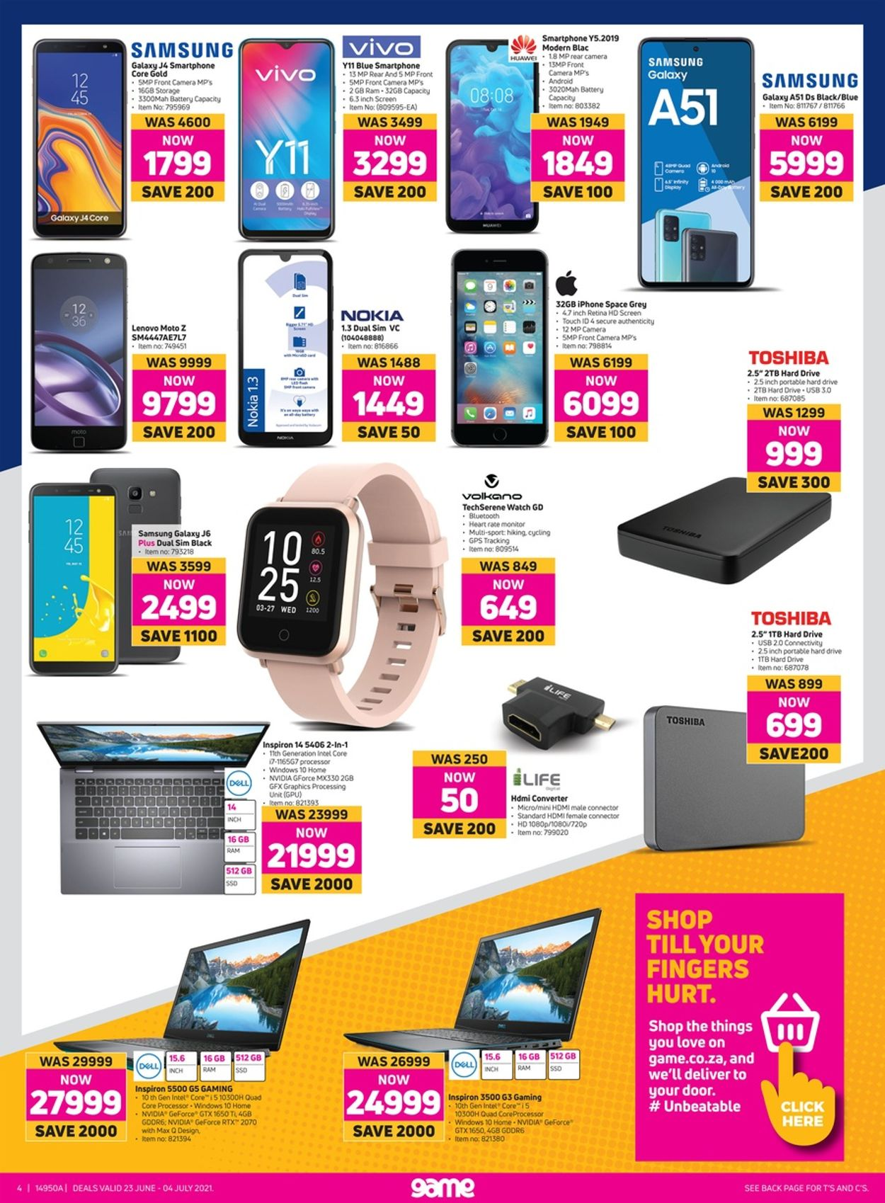 Game Catalogue - 2021/06/23-2021/07/04 (Page 4)