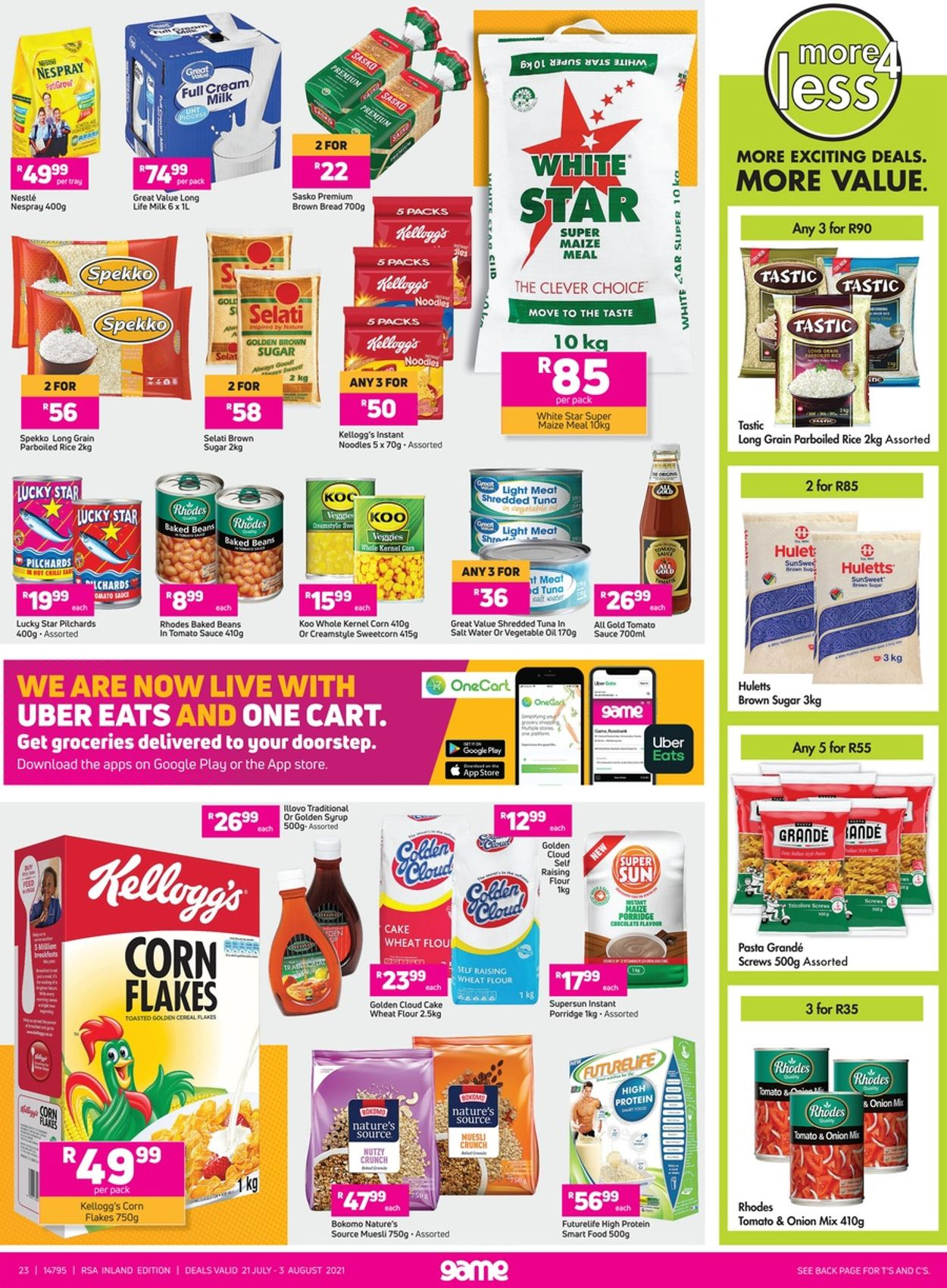 Game Catalogue - 2021/07/21-2021/08/03 (Page 2)
