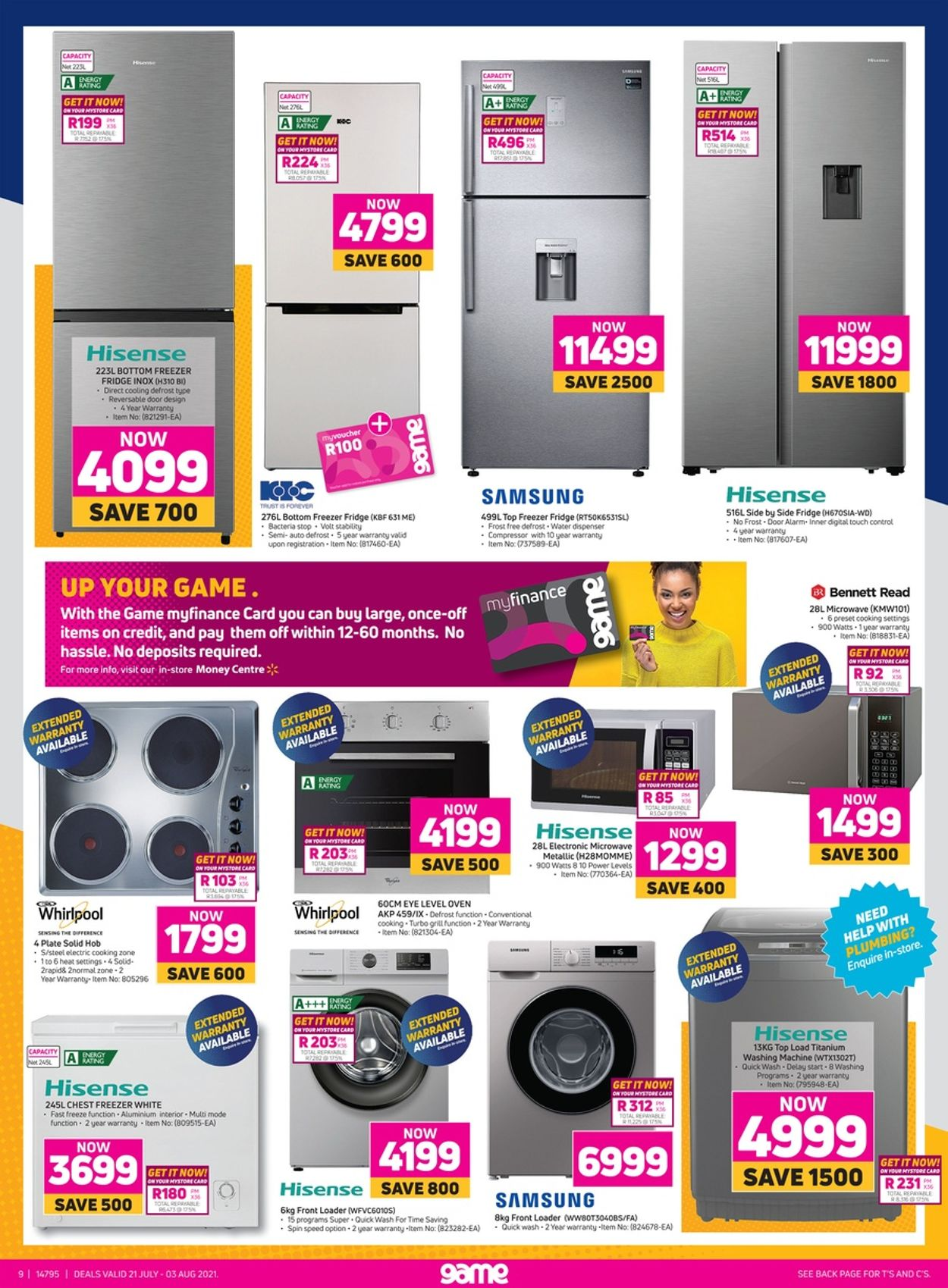 Game Catalogue - 2021/07/21-2021/08/07 (Page 9)