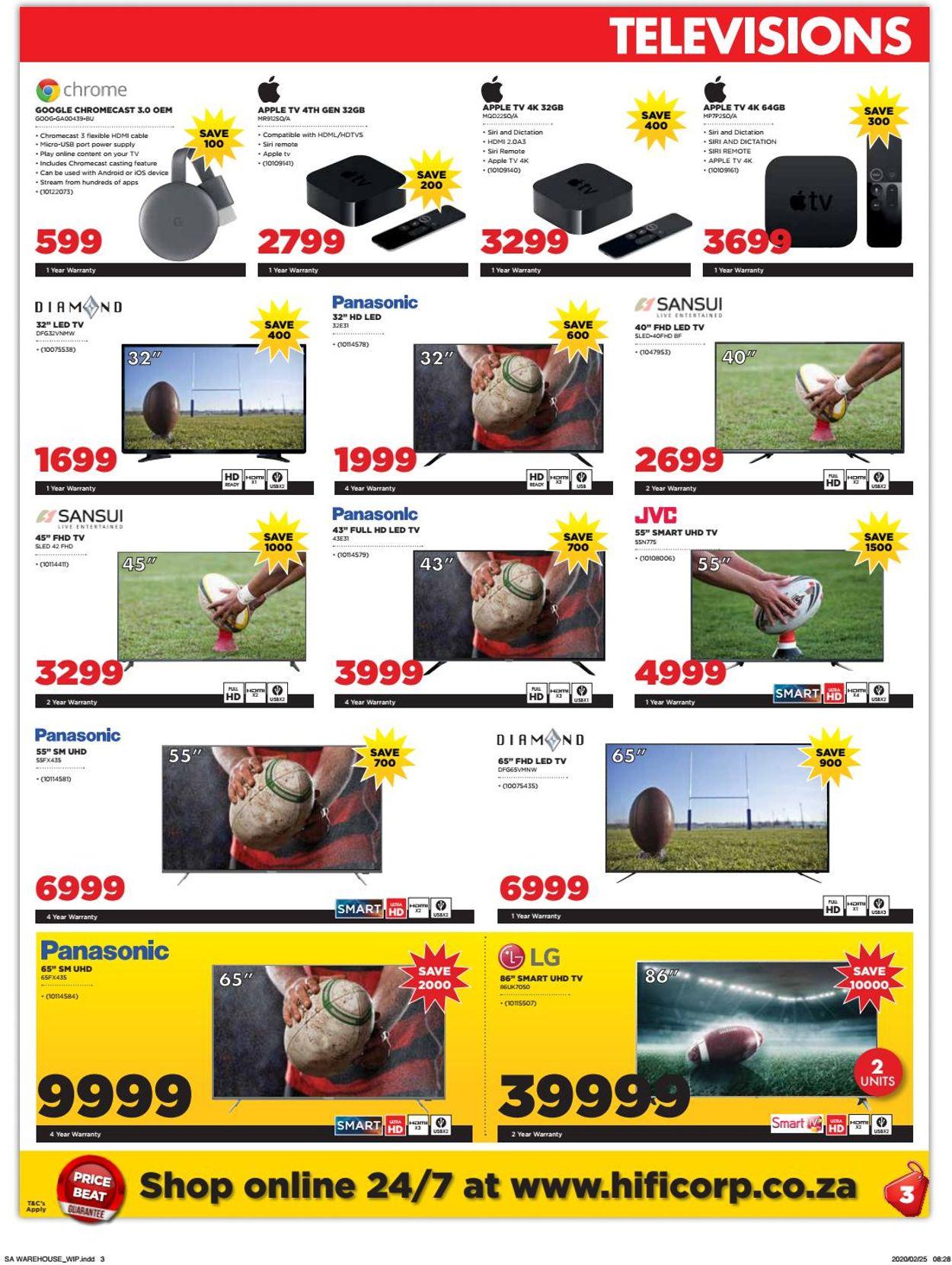 HiFi Corp Catalogue - 2020/02/26-2020/03/01 (Page 3)