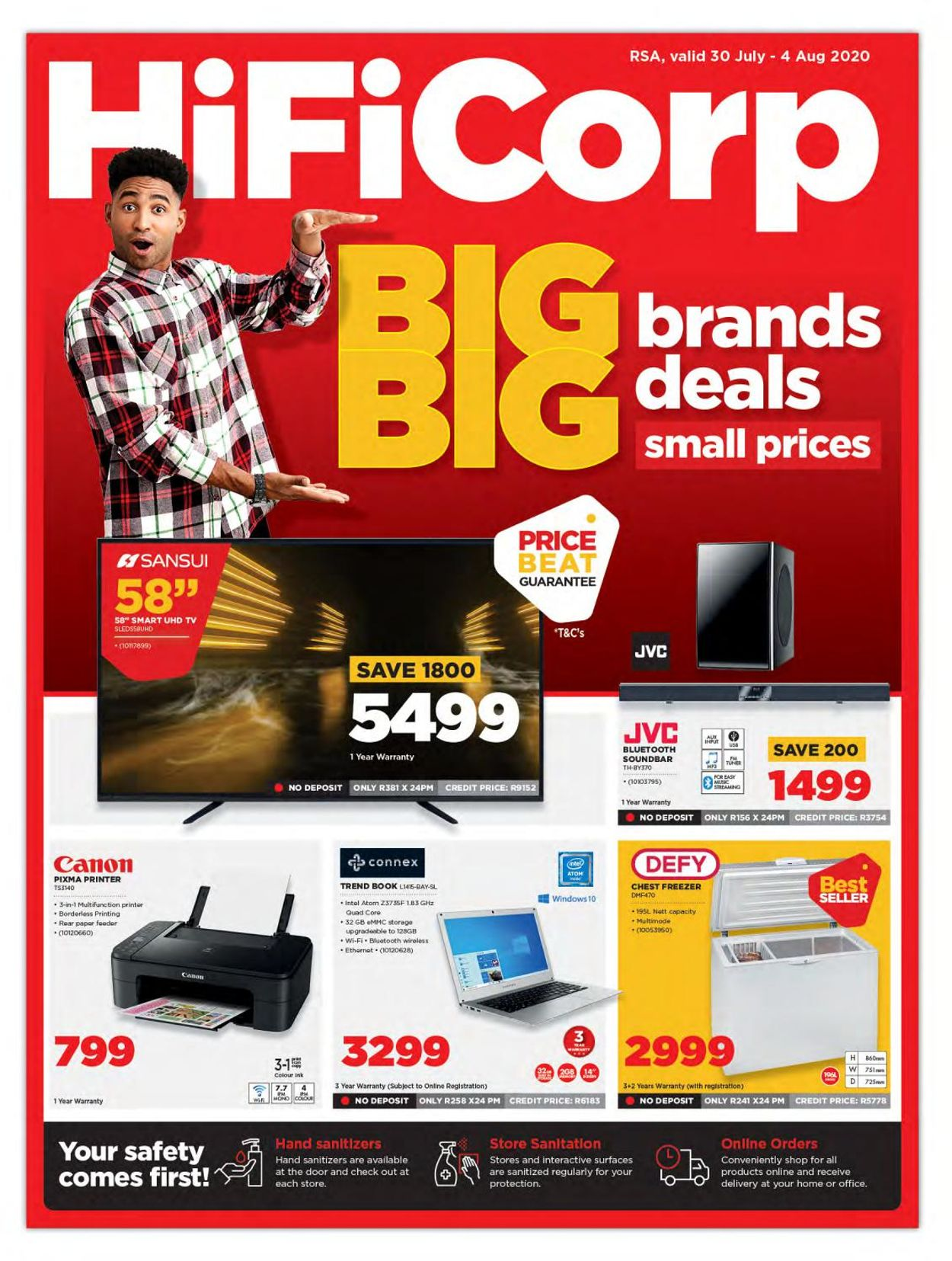 HiFi Corp Catalogue - 2020/07/30-2020/08/04