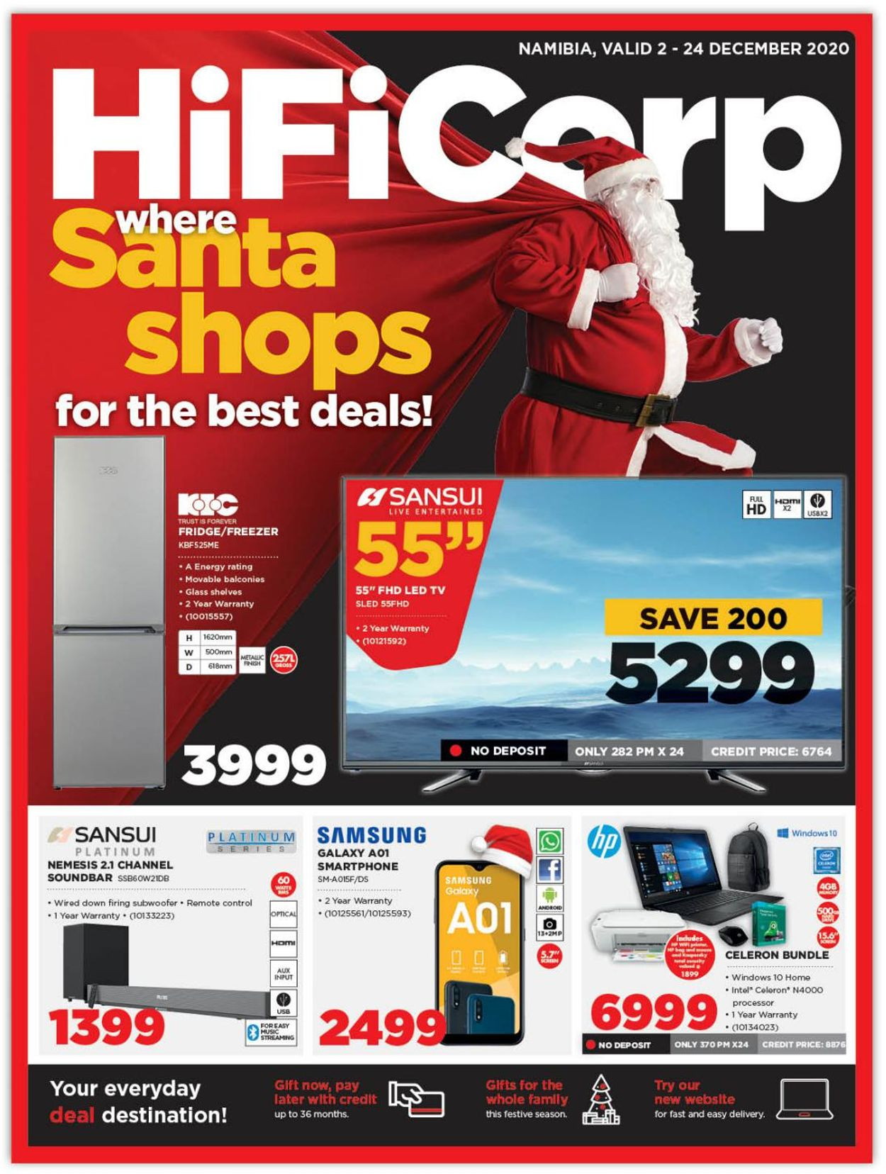 HiFi Corp Christmas 2020 Catalogue - 2020/12/02-2020/12/24