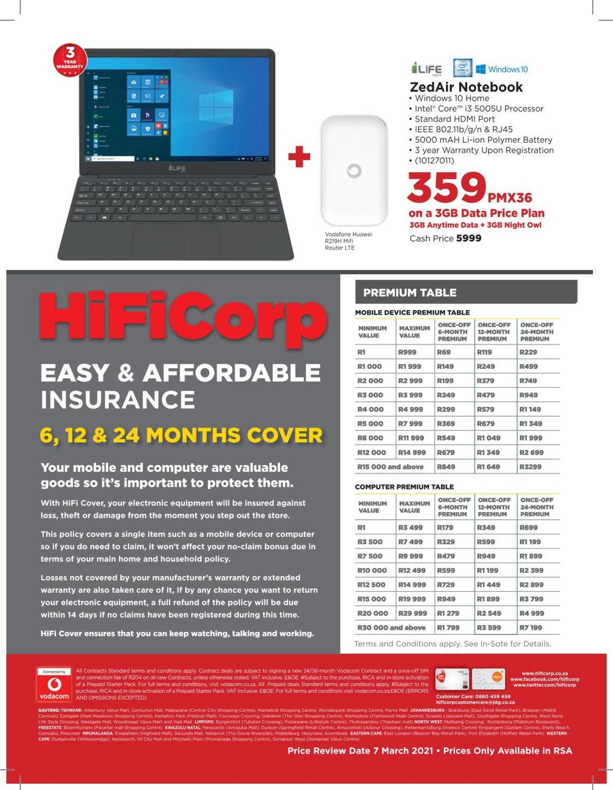 HiFi Corp Catalogue - 2021/02/08-2021/03/07 (Page 12)
