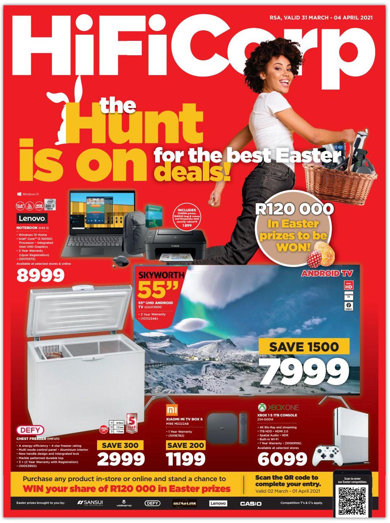 HiFi Corp Catalogue - 2021/03/31-2021/04/04