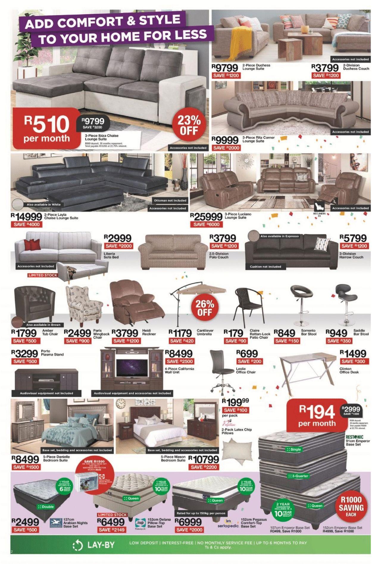 House & Home Catalogue - 2019/05/21-2019/06/02 (Page 2)