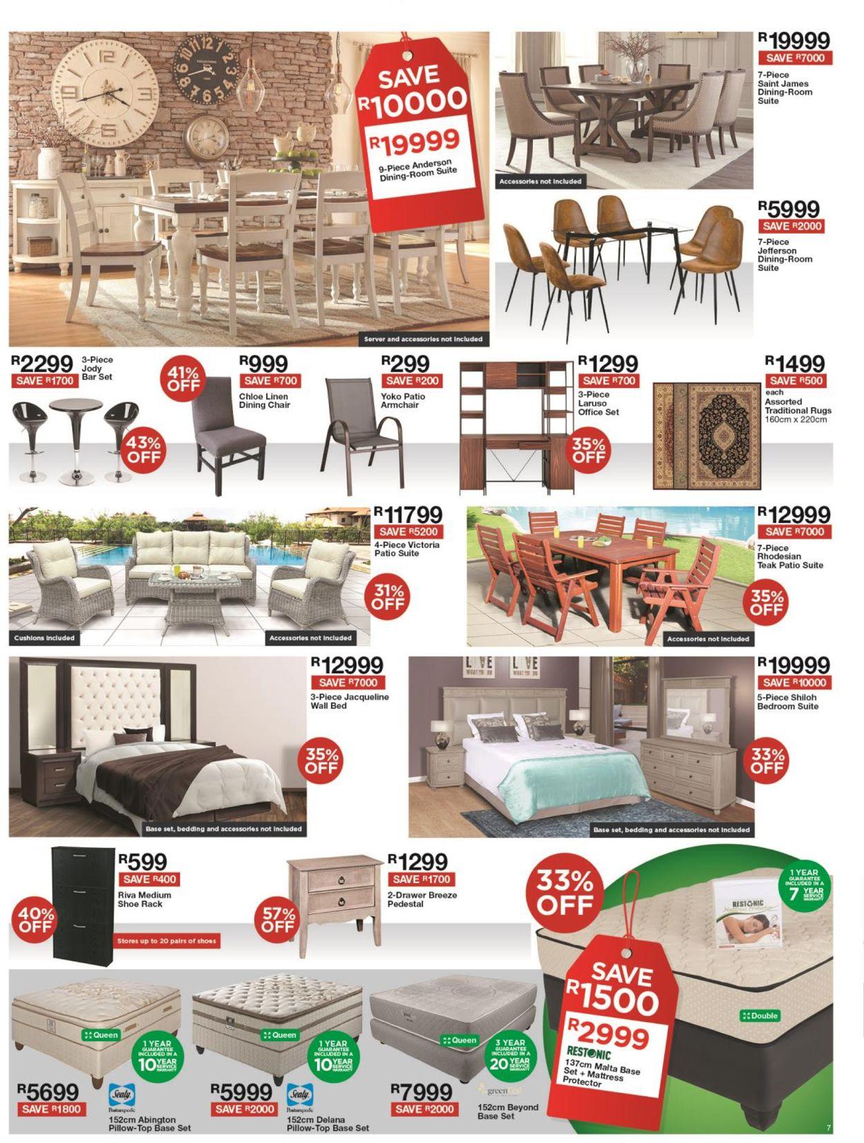 House & Home Catalogue - 2019/06/25-2019/07/07 (Page 7)