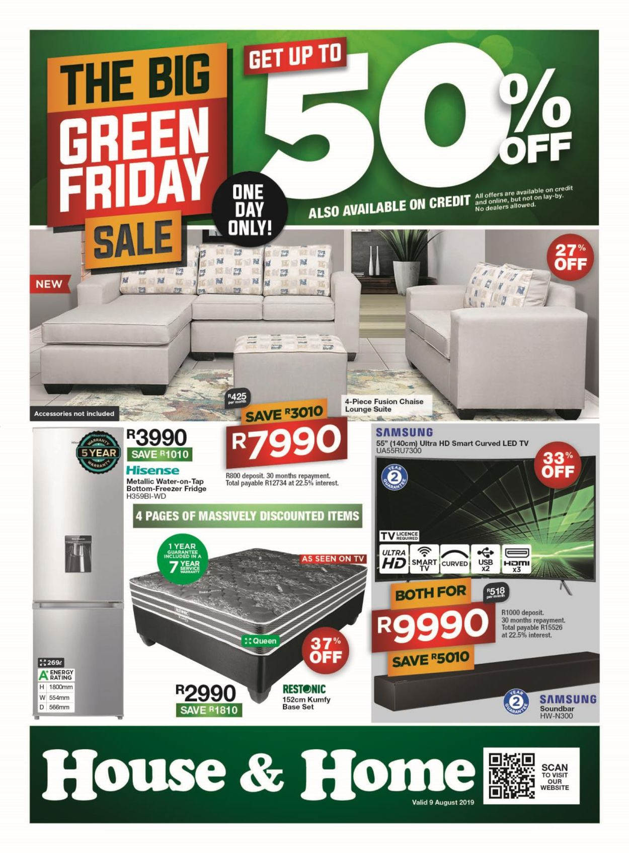 House & Home Catalogue - 2019/08/05-2019/08/09