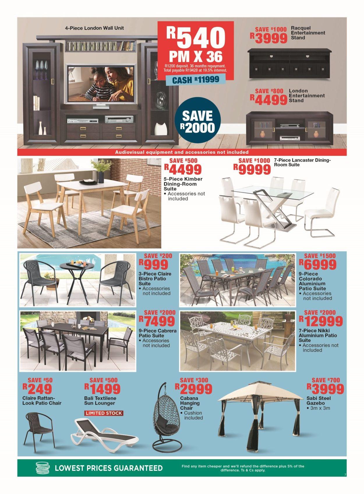 House & Home Catalogue - 2021/01/25-2021/01/31 (Page 7)