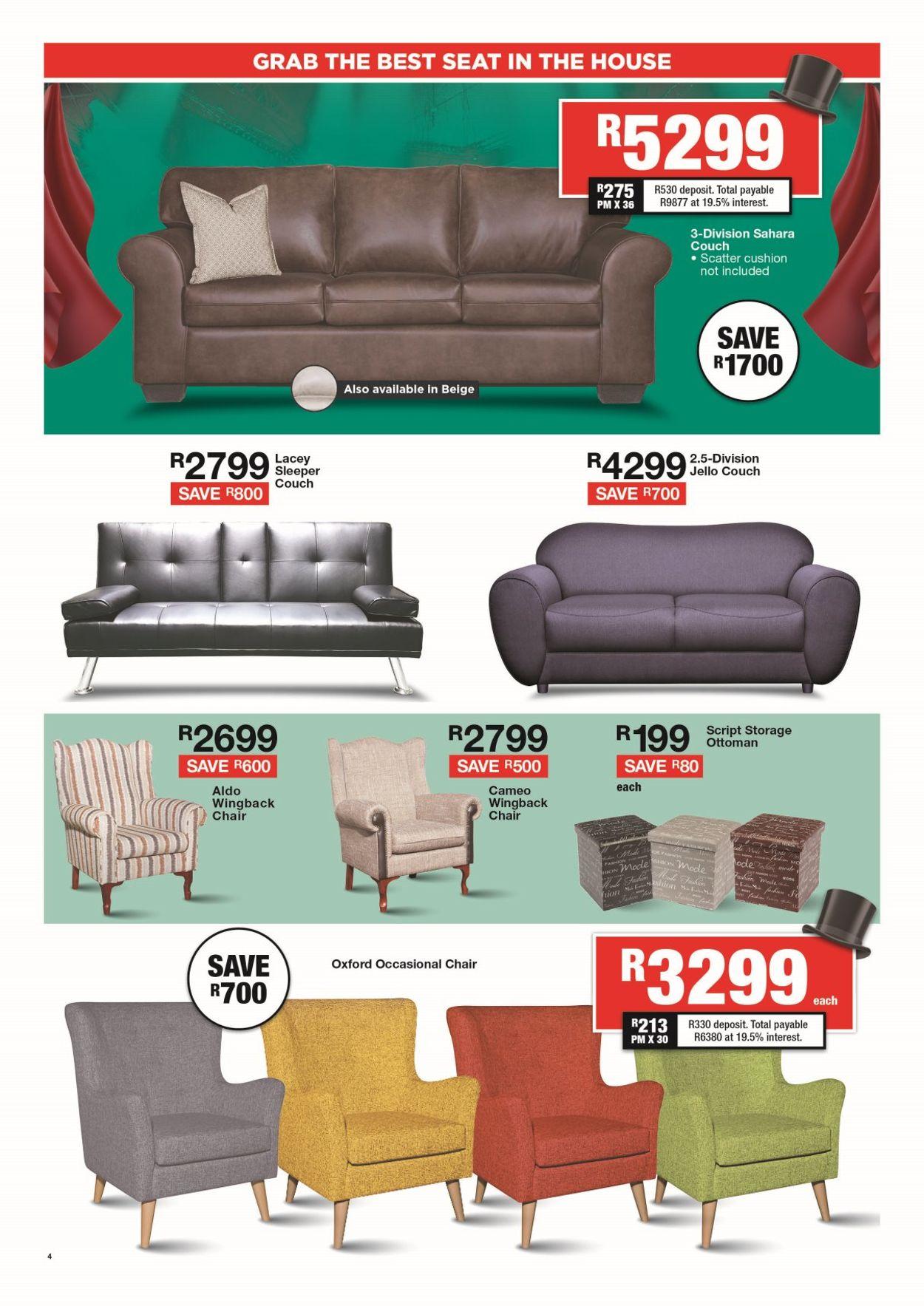 House & Home Catalogue - 2021/02/01-2021/02/21 (Page 4)
