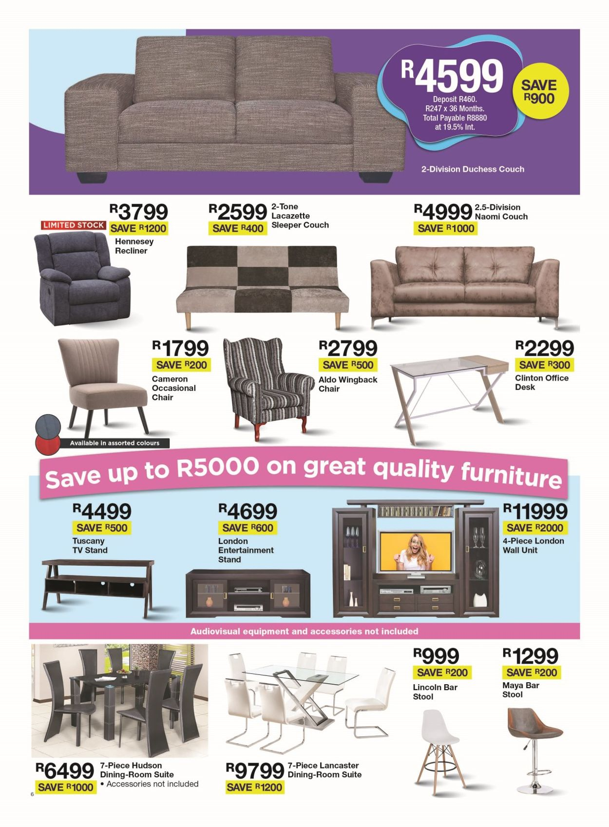House & Home Catalogue - 2021/02/22-2021/03/02 (Page 6)