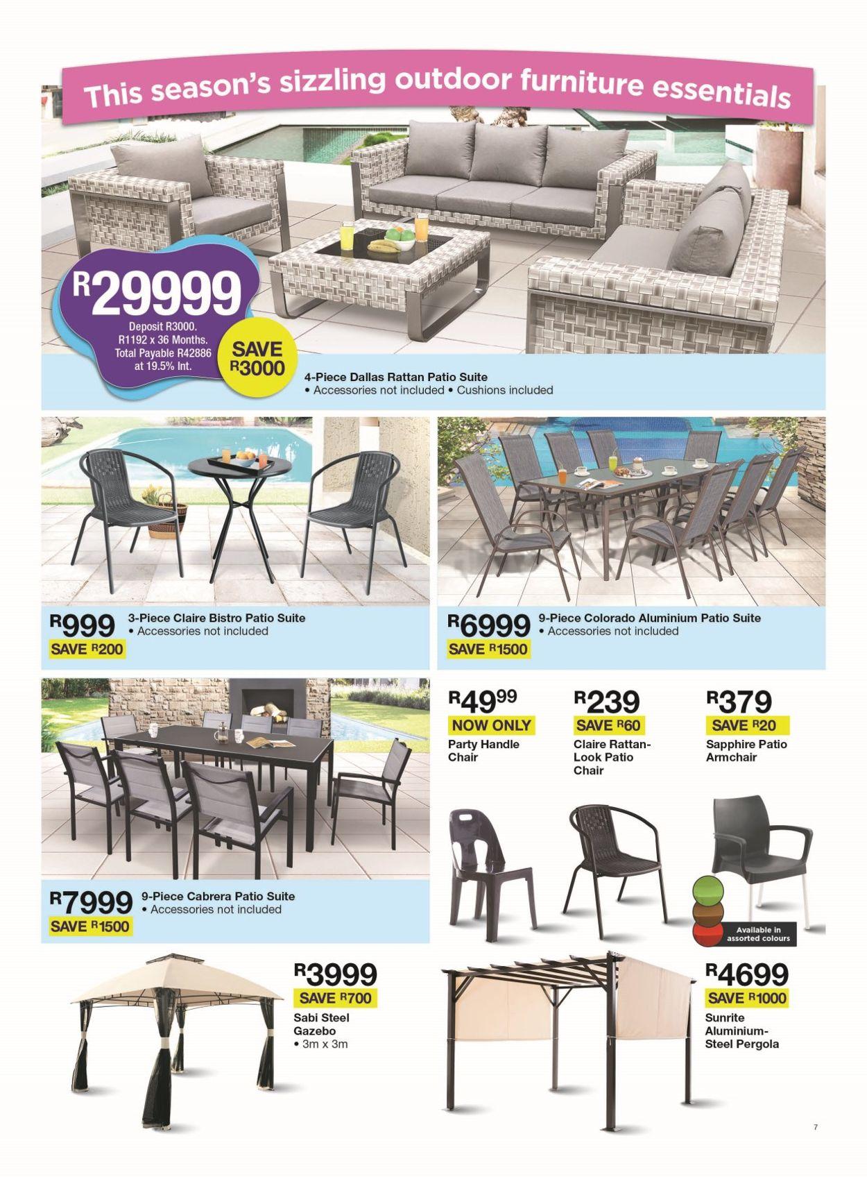 House & Home Catalogue - 2021/02/22-2021/03/02 (Page 7)