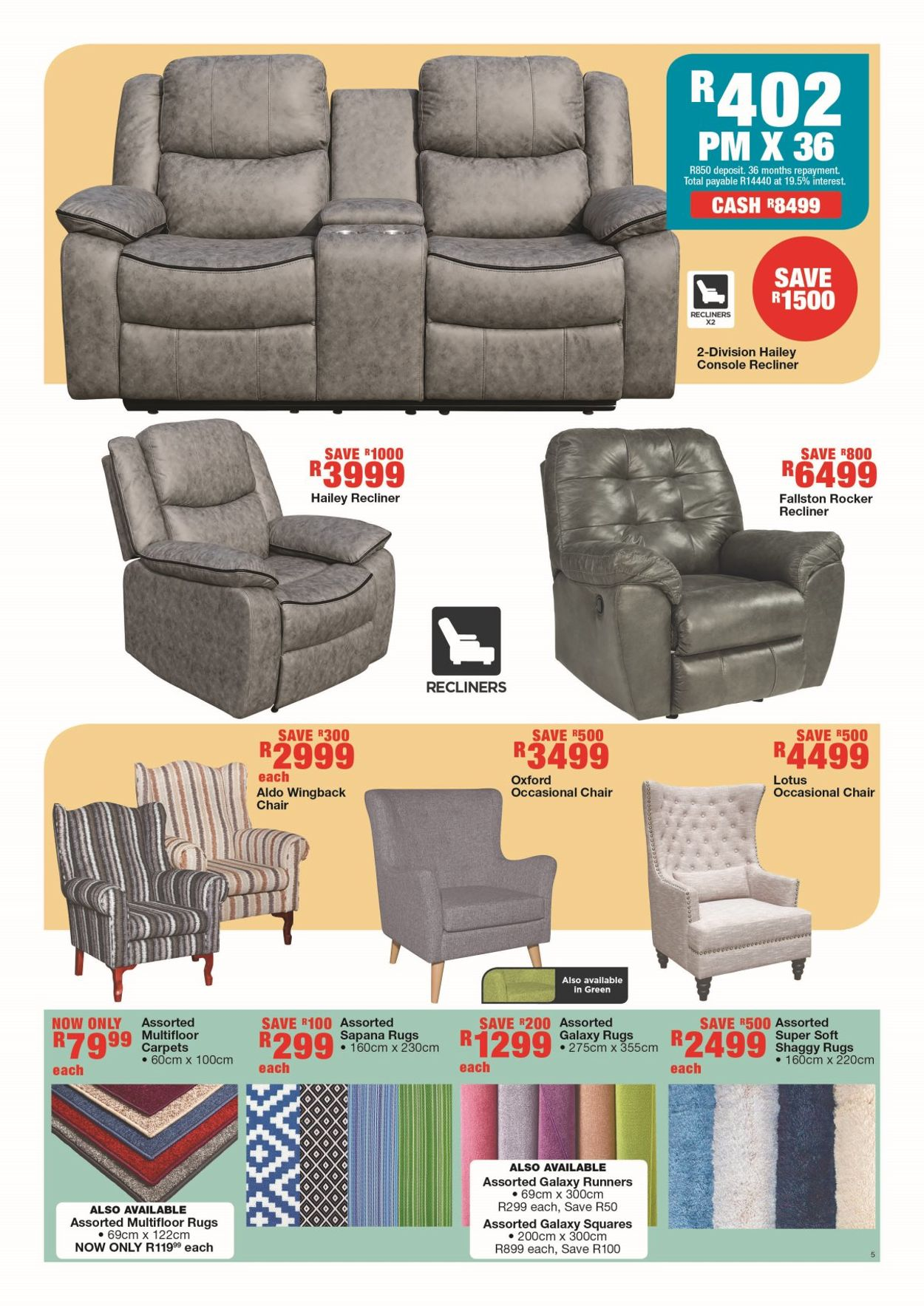 House & Home Catalogue - 2021/04/19-2021/06/27 (Page 5)