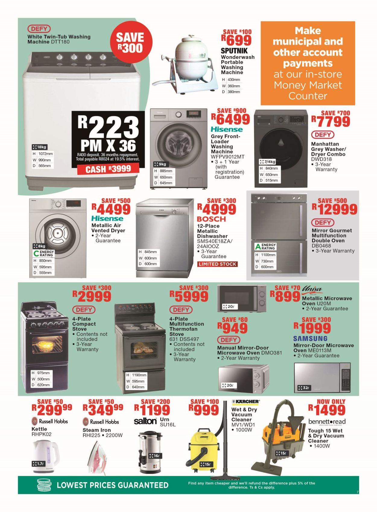 House & Home Catalogue - 2021/05/03-2021/05/16 (Page 7)