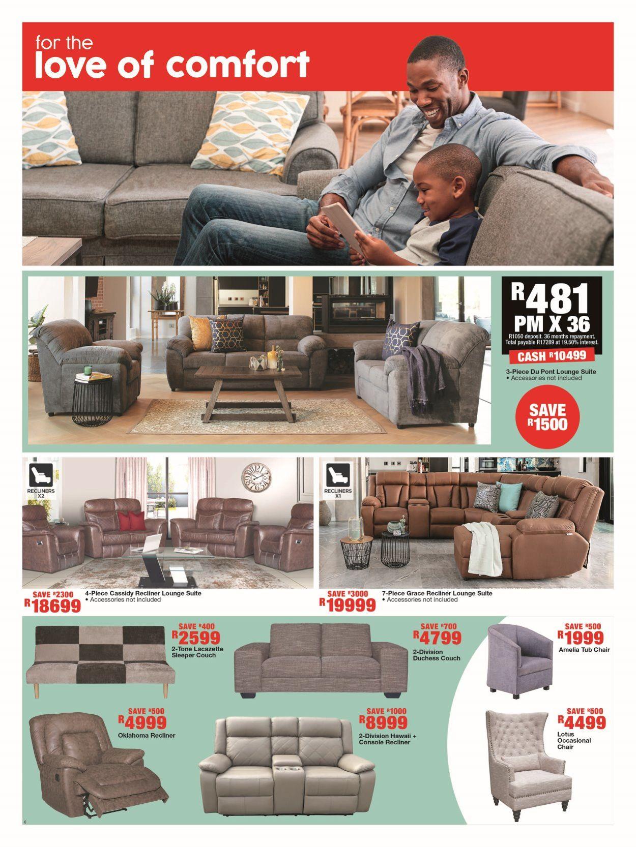 House & Home Catalogue - 2021/05/17-2021/05/30 (Page 6)