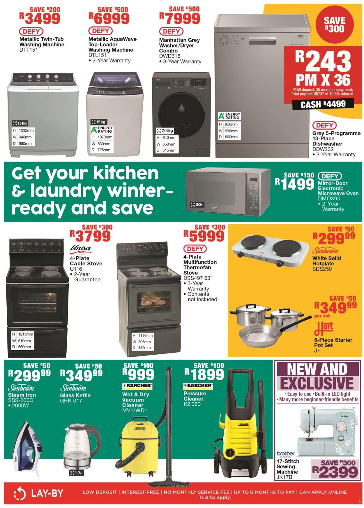 House & Home Catalogue - 2021/06/14-2021/06/20 (Page 3)