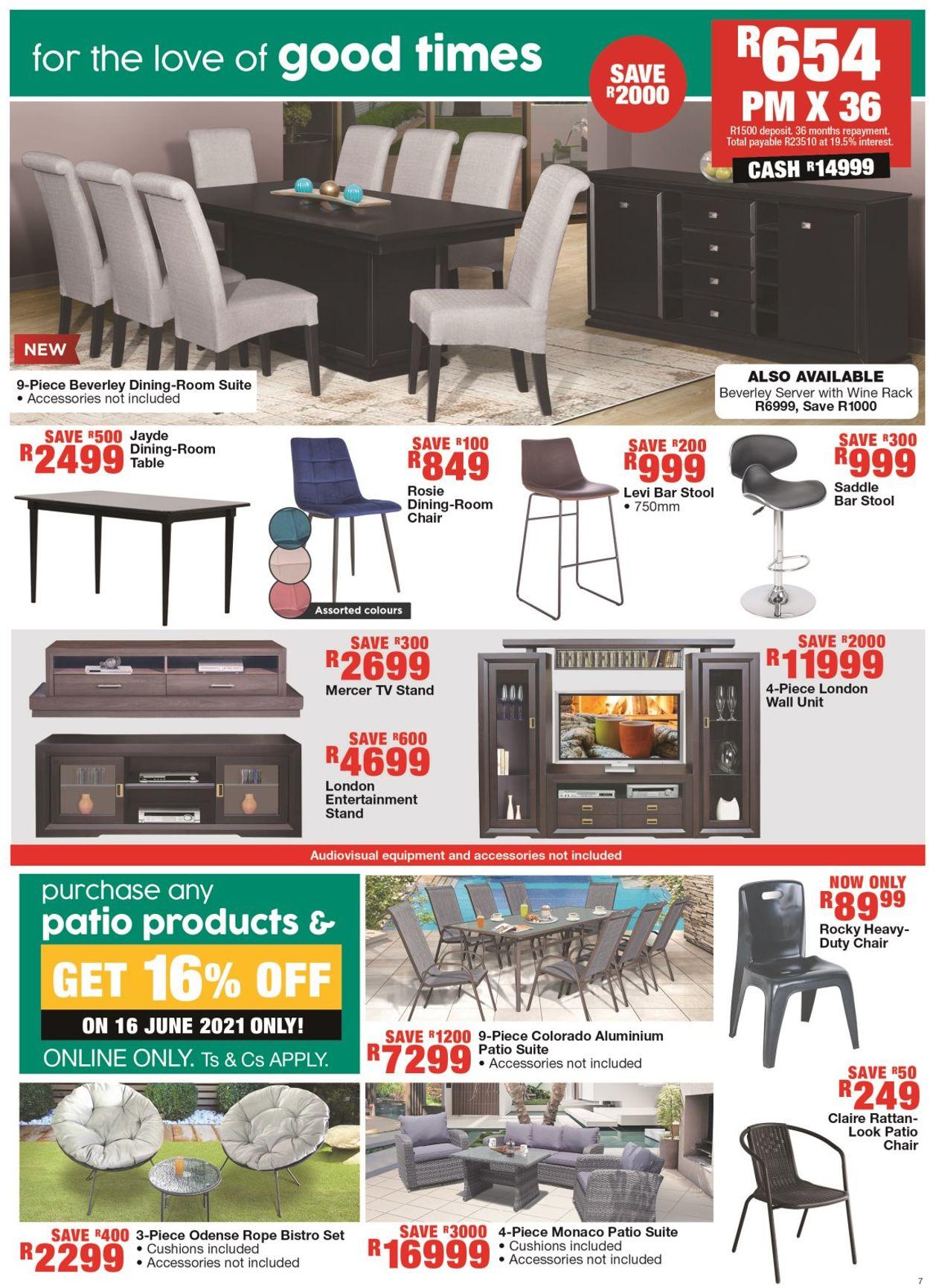 House & Home Catalogue - 2021/06/14-2021/06/20 (Page 7)