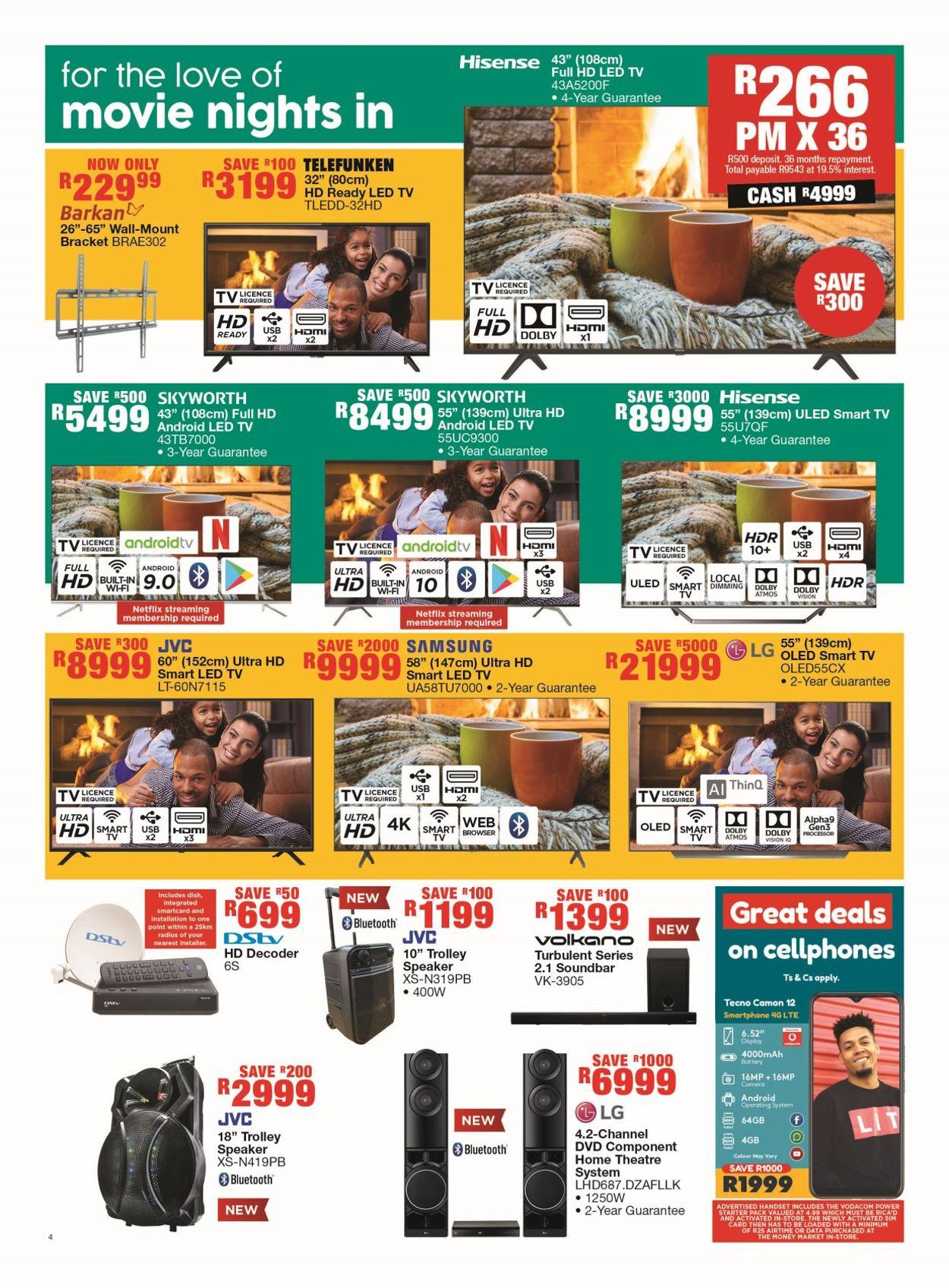 House & Home Catalogue - 2021/07/05-2021/07/18 (Page 4)