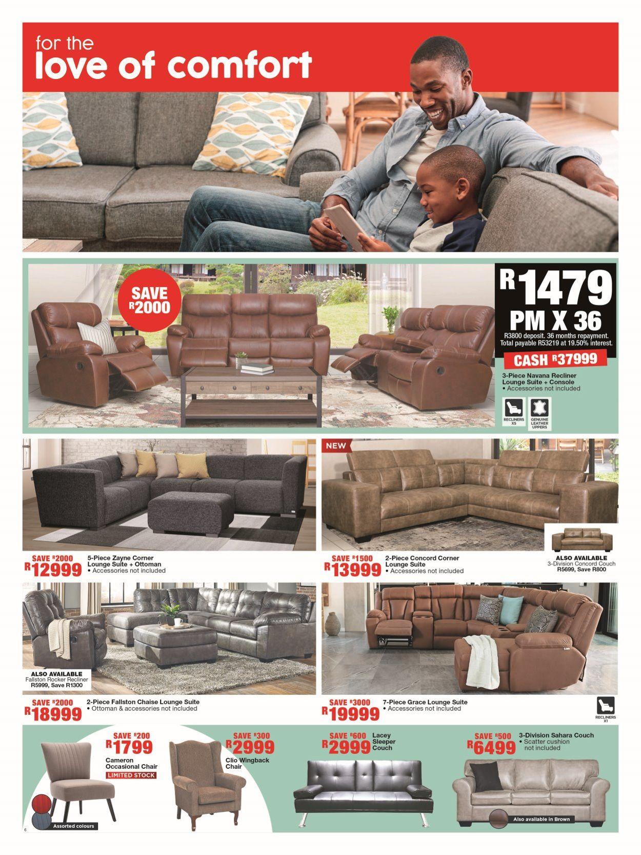House & Home Catalogue - 2021/07/19-2021/08/01 (Page 6)
