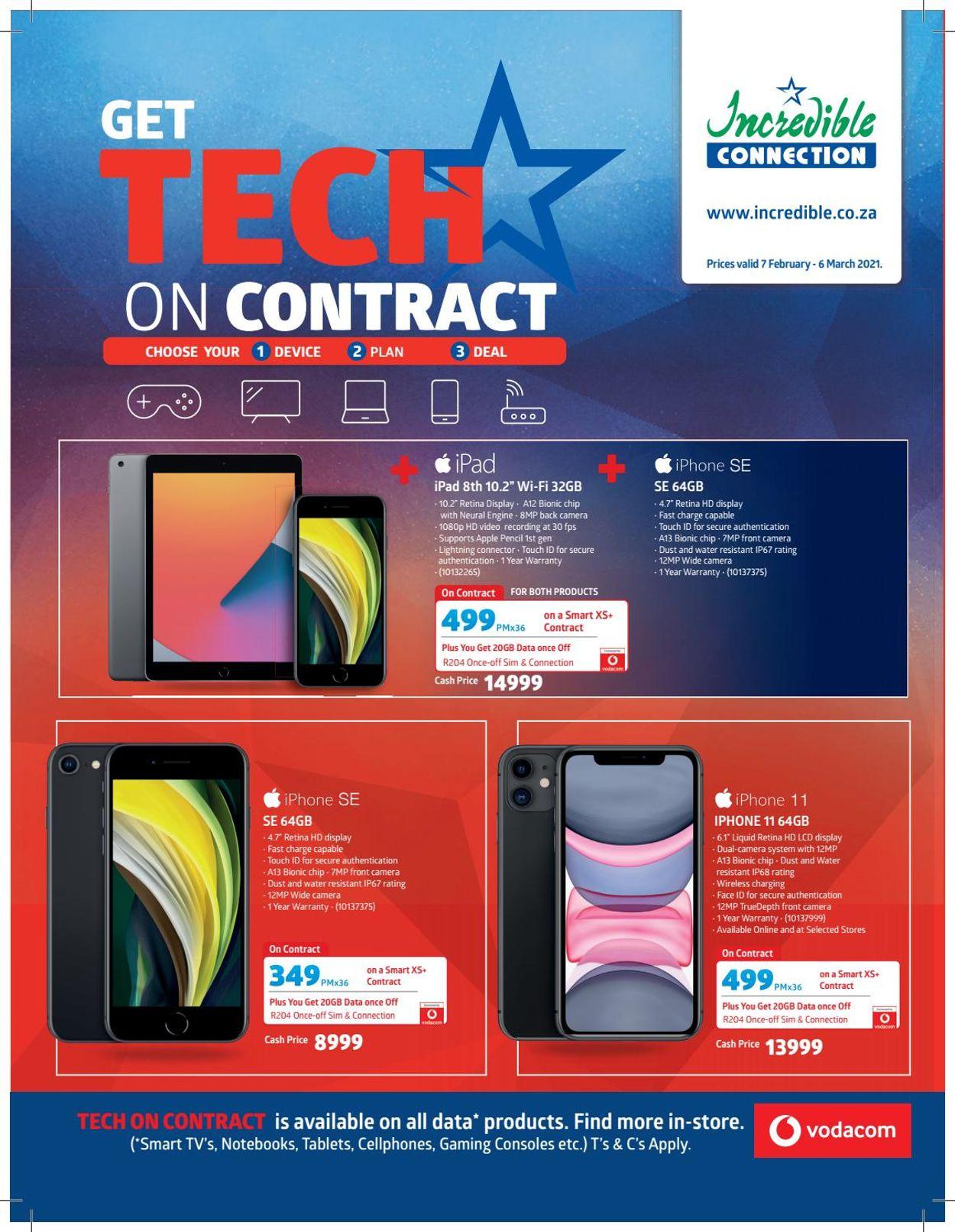 Incredible Connection Catalogue - 2021/02/07-2021/03/06
