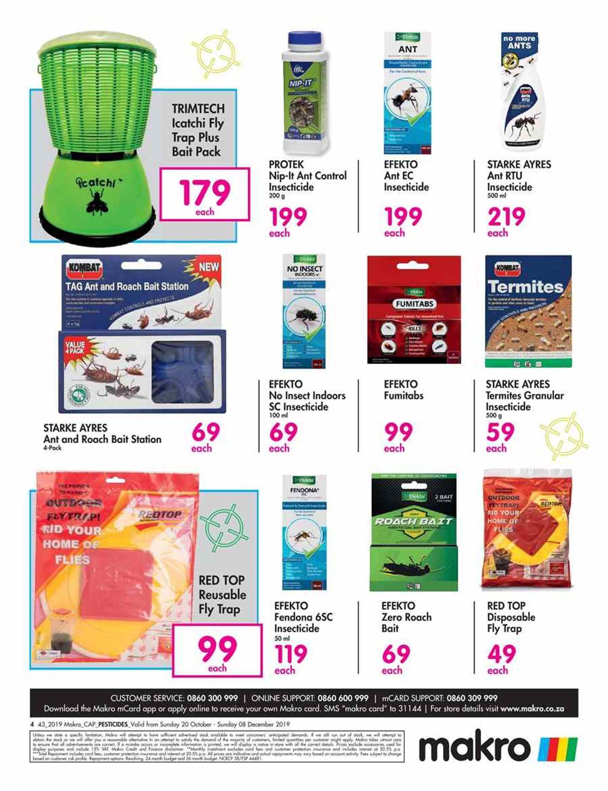 Makro Catalogue - 2019/10/20-2019/12/08 (Page 4)