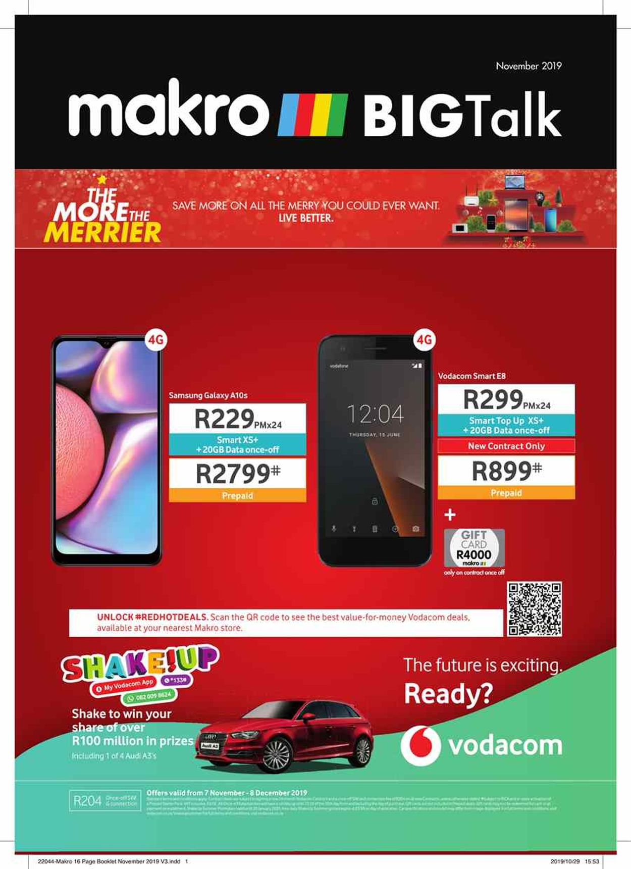 Makro Catalogue - 2019/11/07-2019/12/08