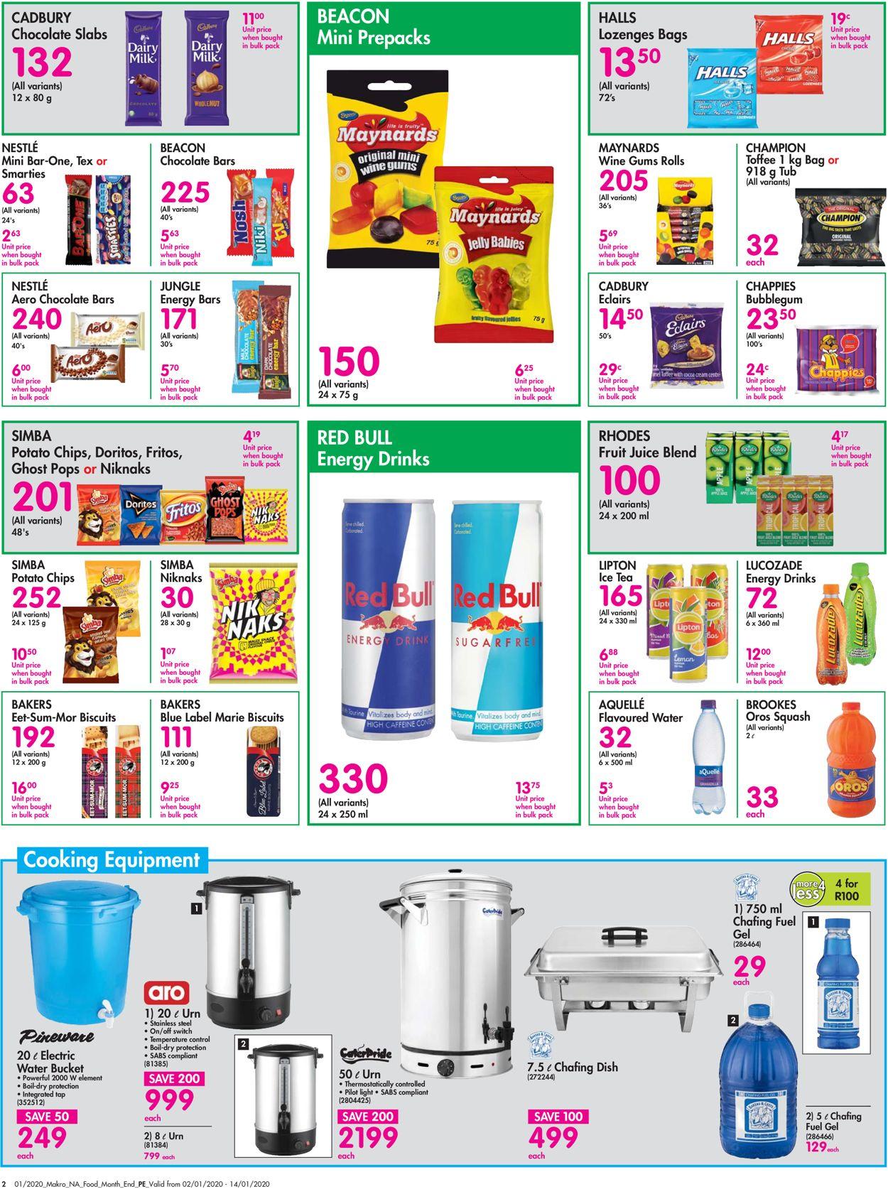 Makro Catalogue - 2020/01/02-2020/01/14 (Page 2)