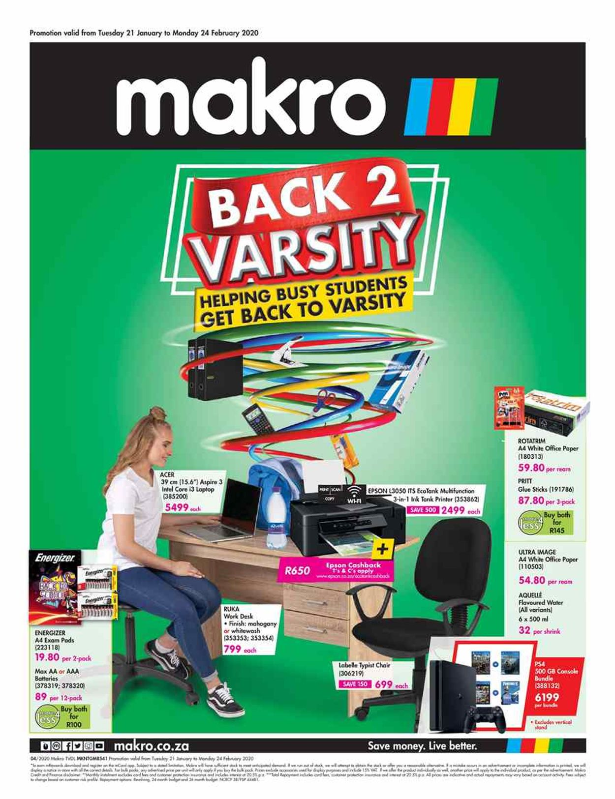 Makro Catalogue - 2020/01/21-2020/02/24