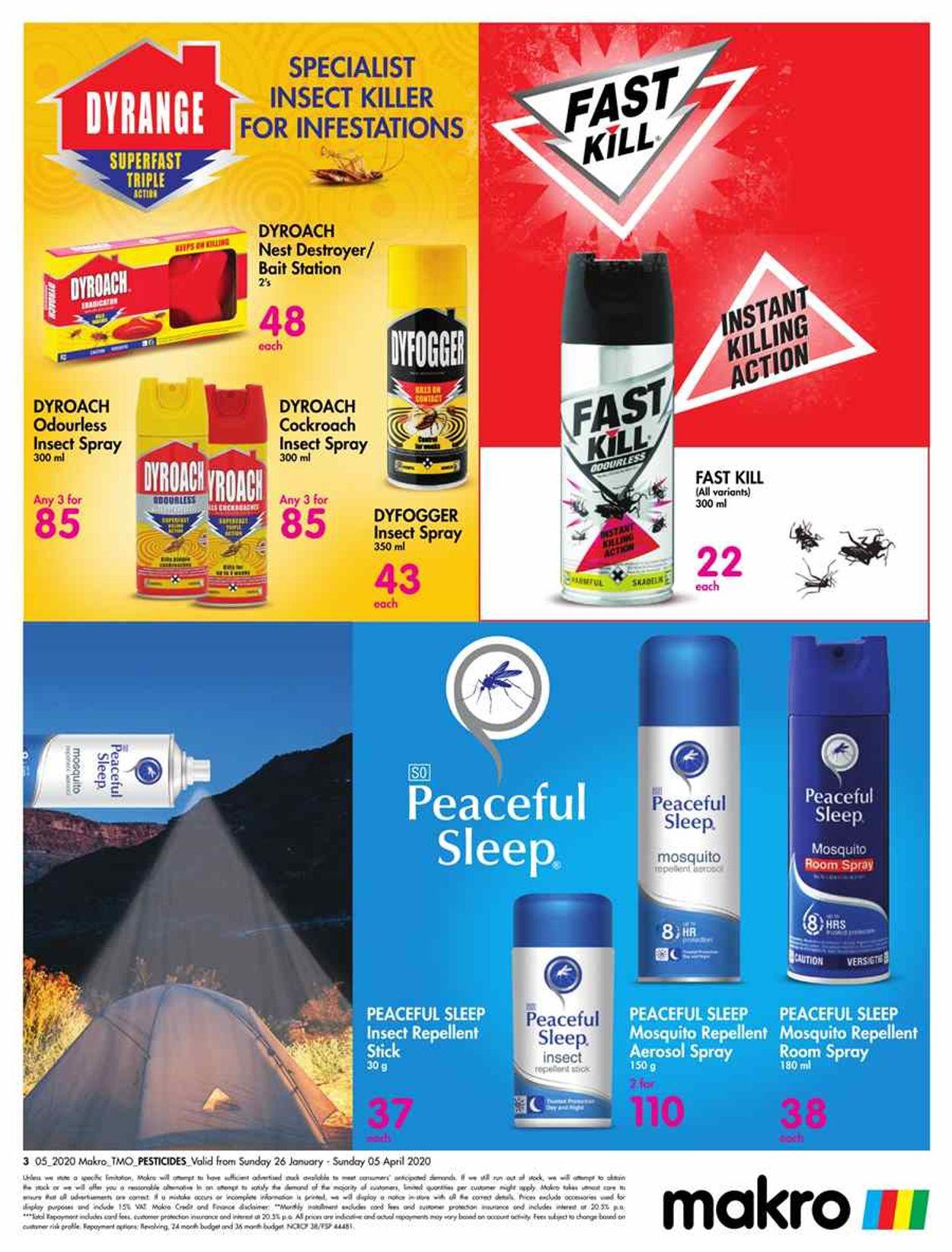 Makro Catalogue - 2020/01/26-2020/04/05 (Page 3)