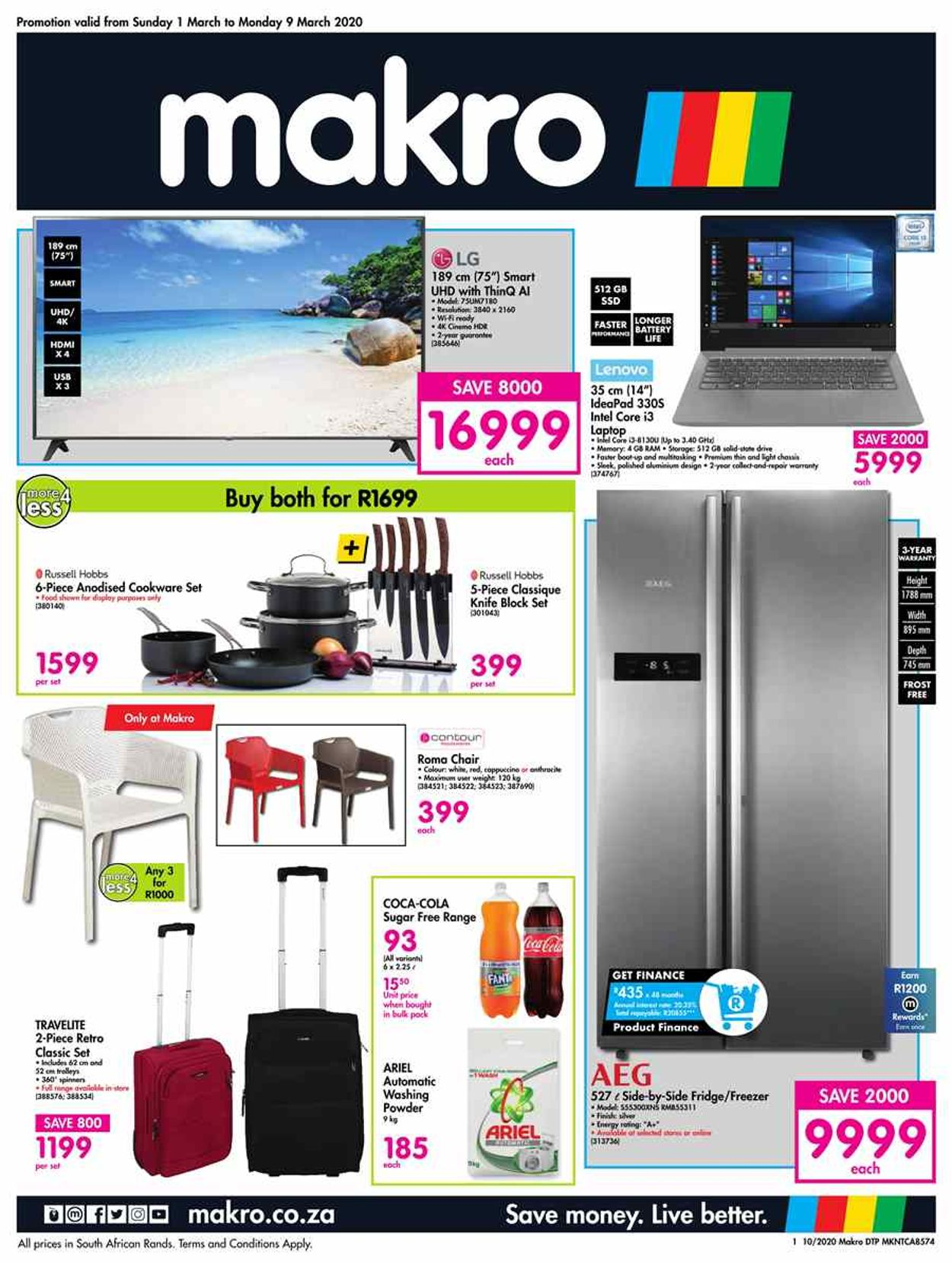 Makro Catalogue 2020 03 01 2020 03 09 Rabato