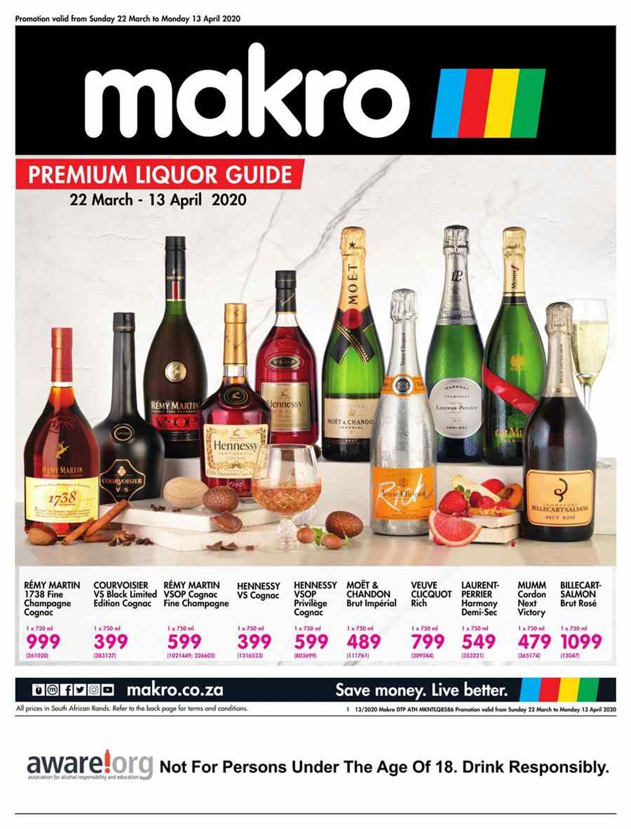Makro Catalogue - 2020/03/22-2020/04/13