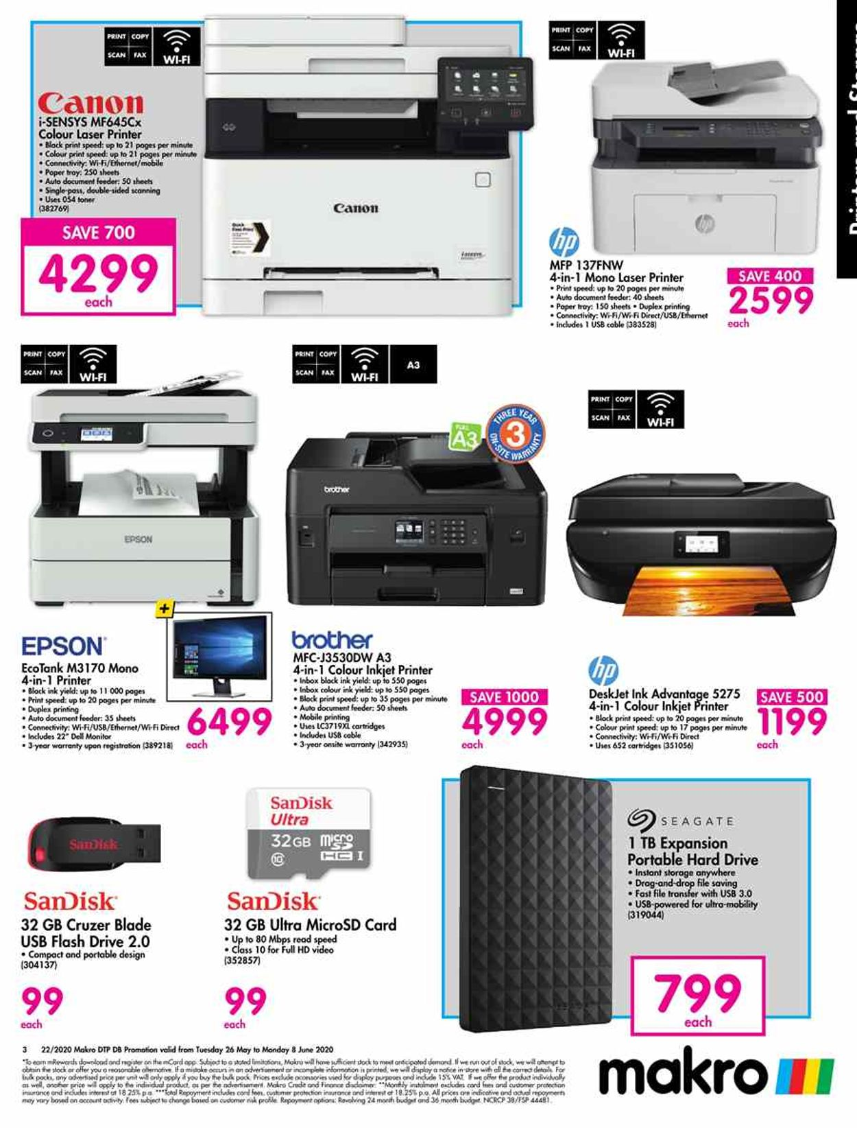 Makro Catalogue - 2020/05/26-2020/06/08 (Page 3)