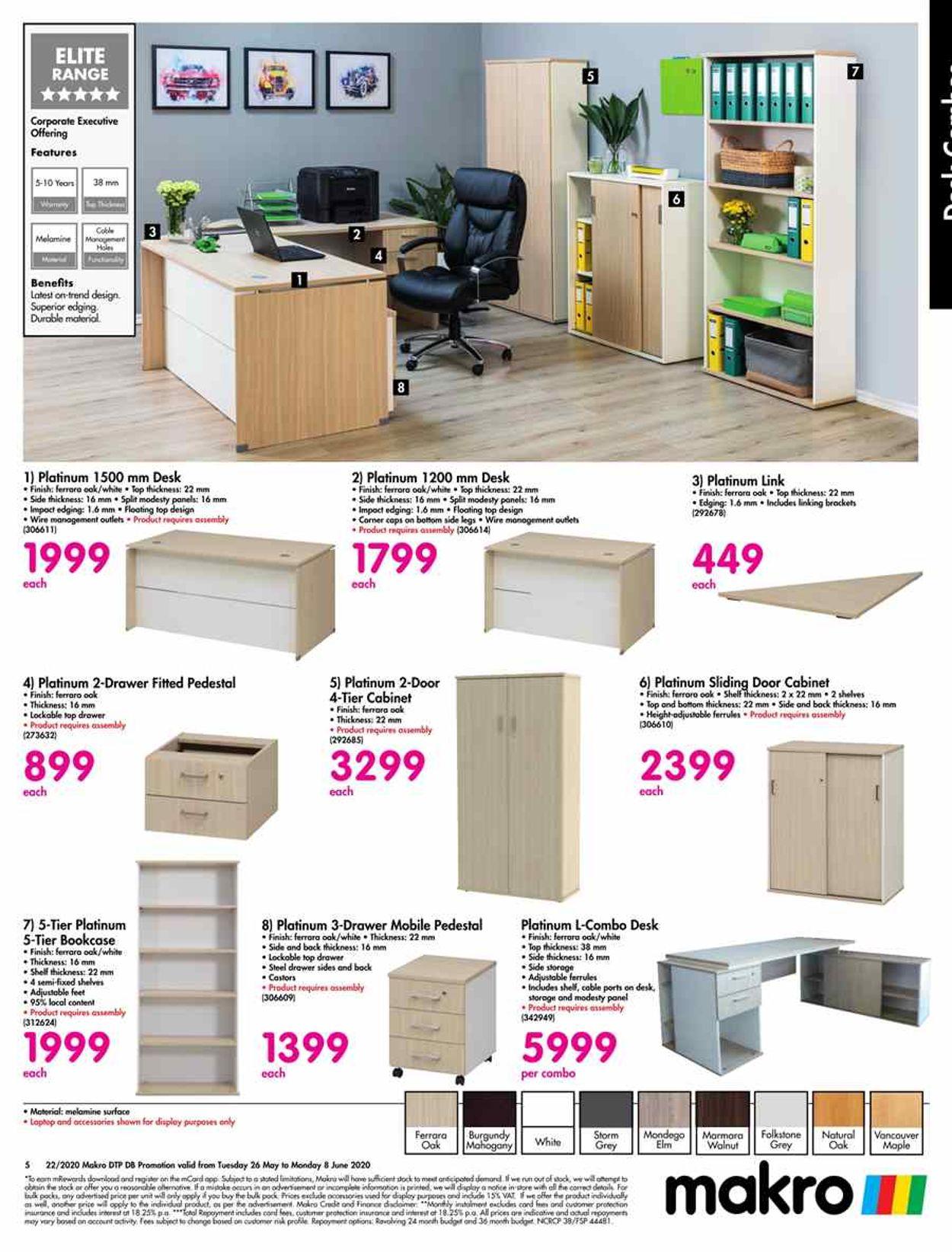 Makro Catalogue - 2020/05/26-2020/06/08 (Page 5)