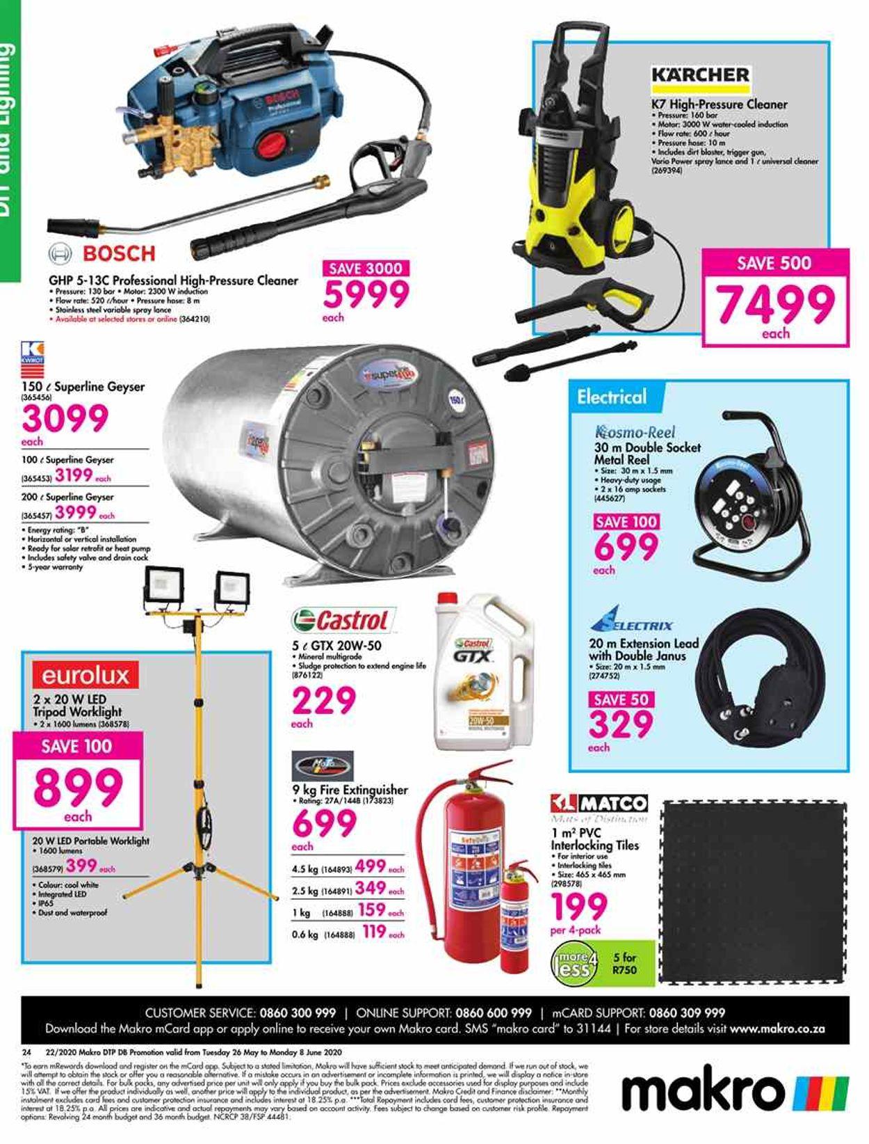 Makro Catalogue - 2020/05/26-2020/06/08 (Page 24)