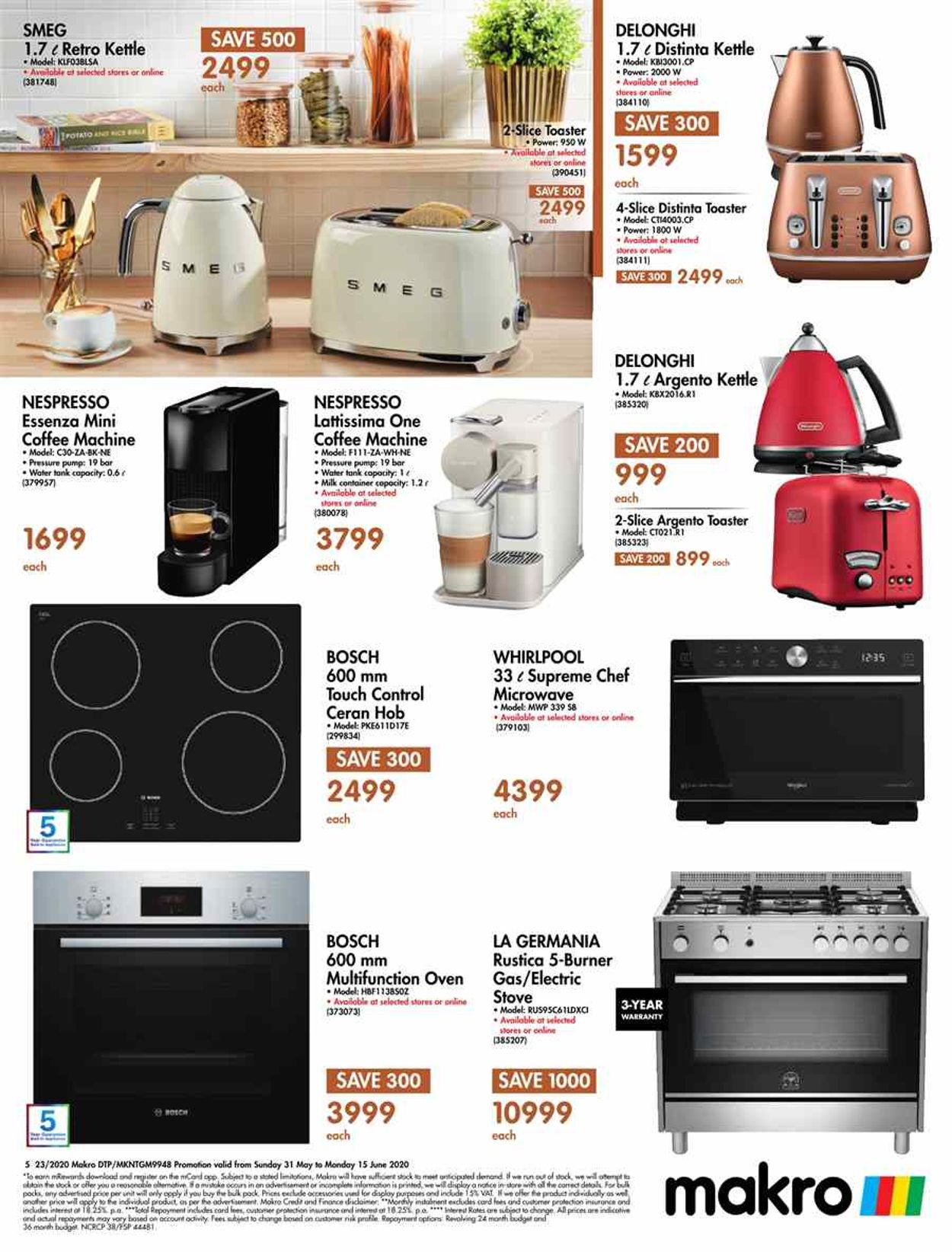 Makro Catalogue - 2020/05/31-2020/06/15 (Page 5)