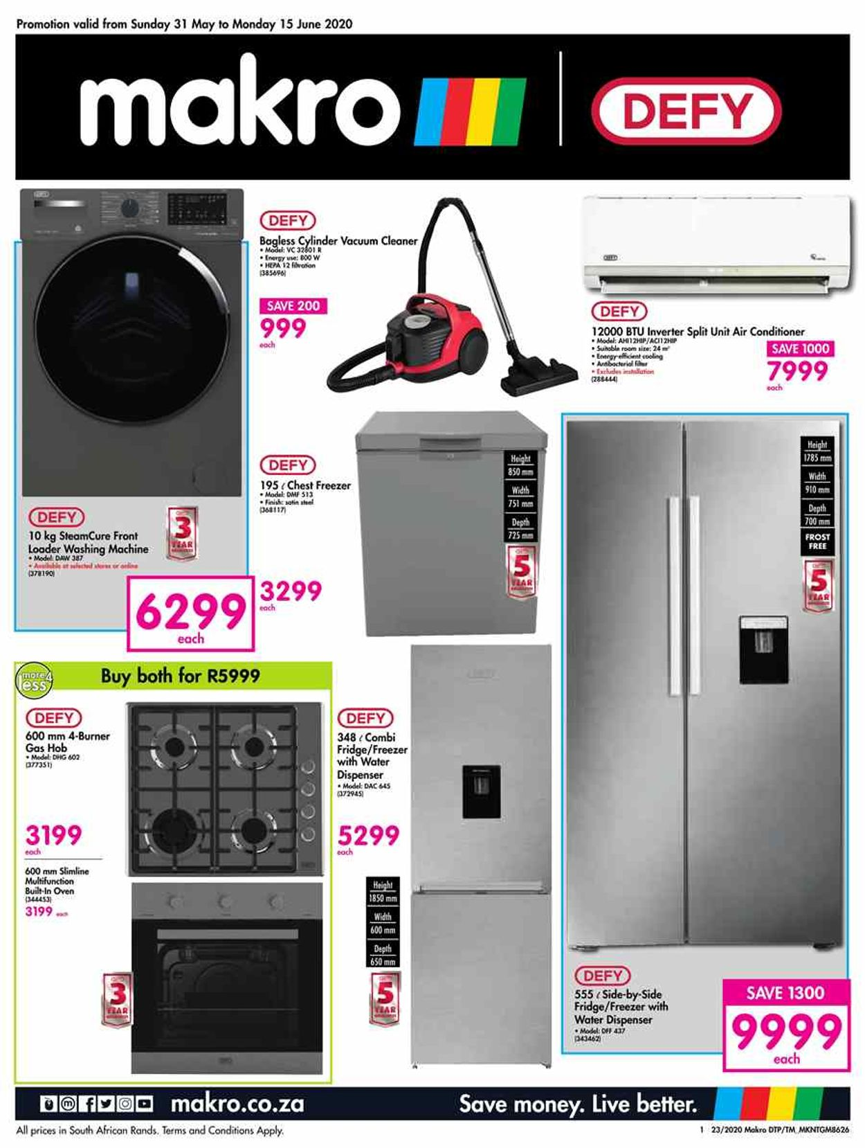 Makro Catalogue - 2020/05/31-2020/06/15