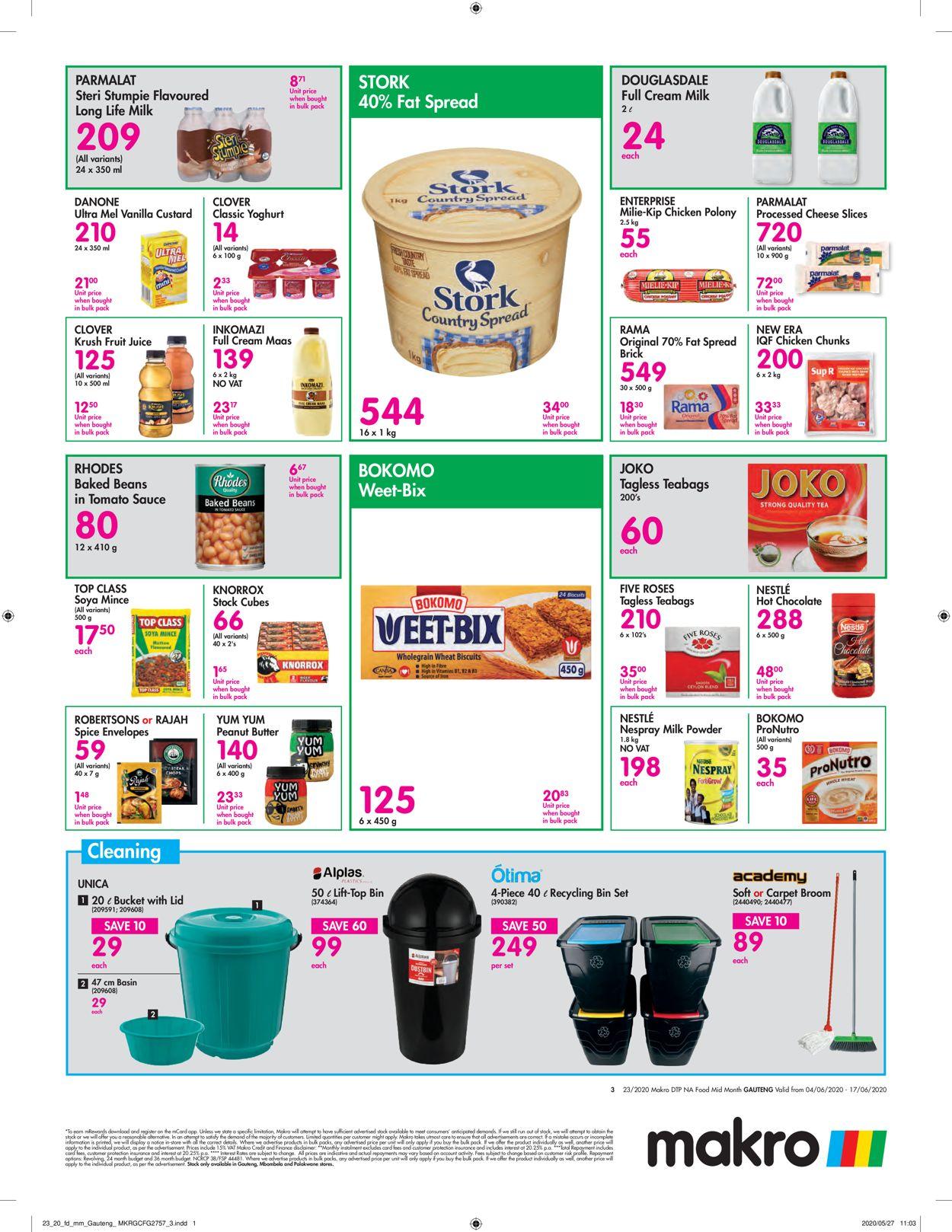 Makro Catalogue - 2020/06/04-2020/06/17 (Page 3)