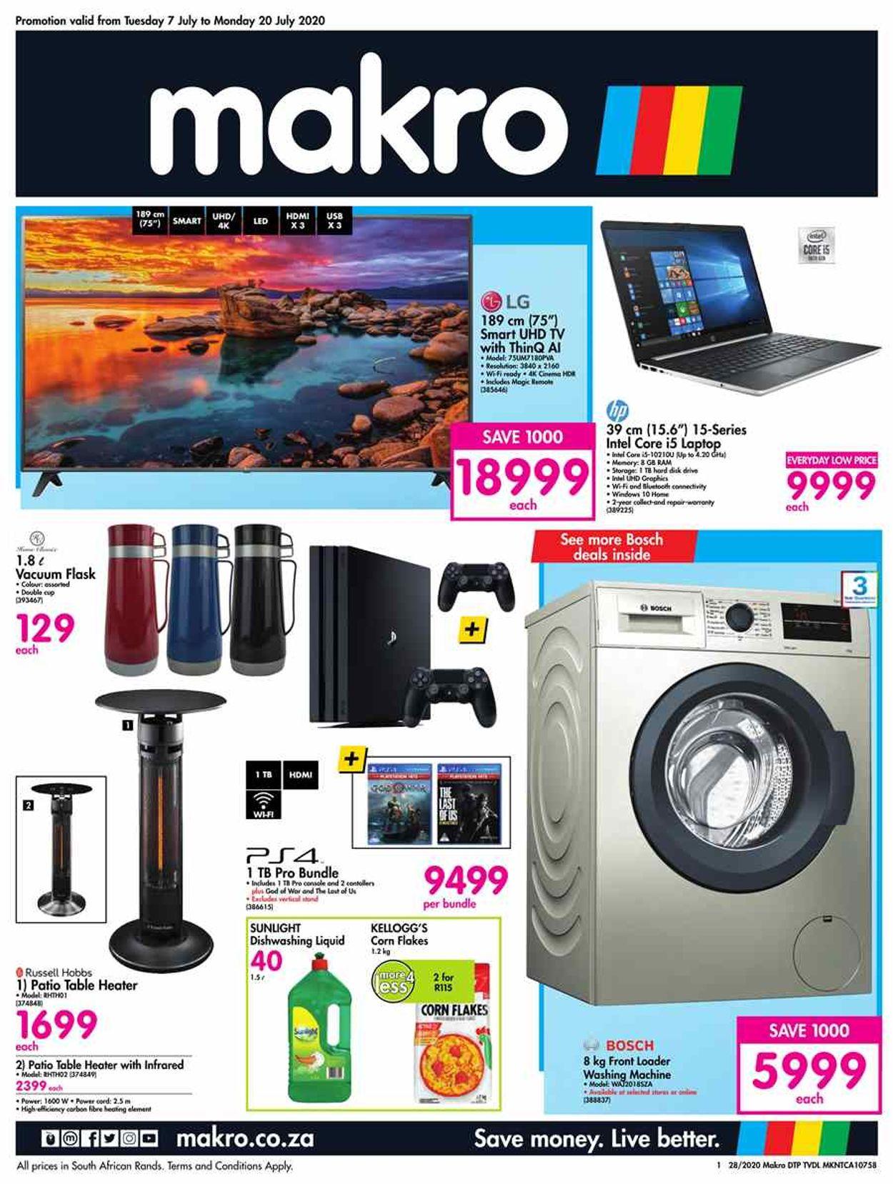 Makro Catalogue - 2020/07/07-2020/07/20